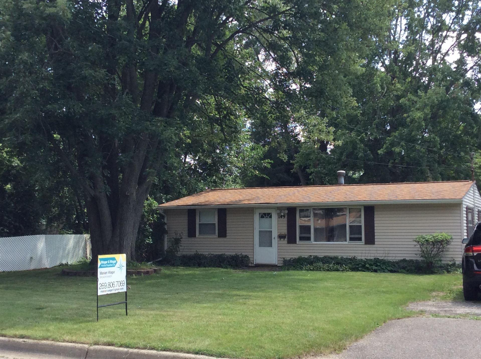 149 Wellworth Avenue, Springfield, MI 49037 - MLS#: 21097300