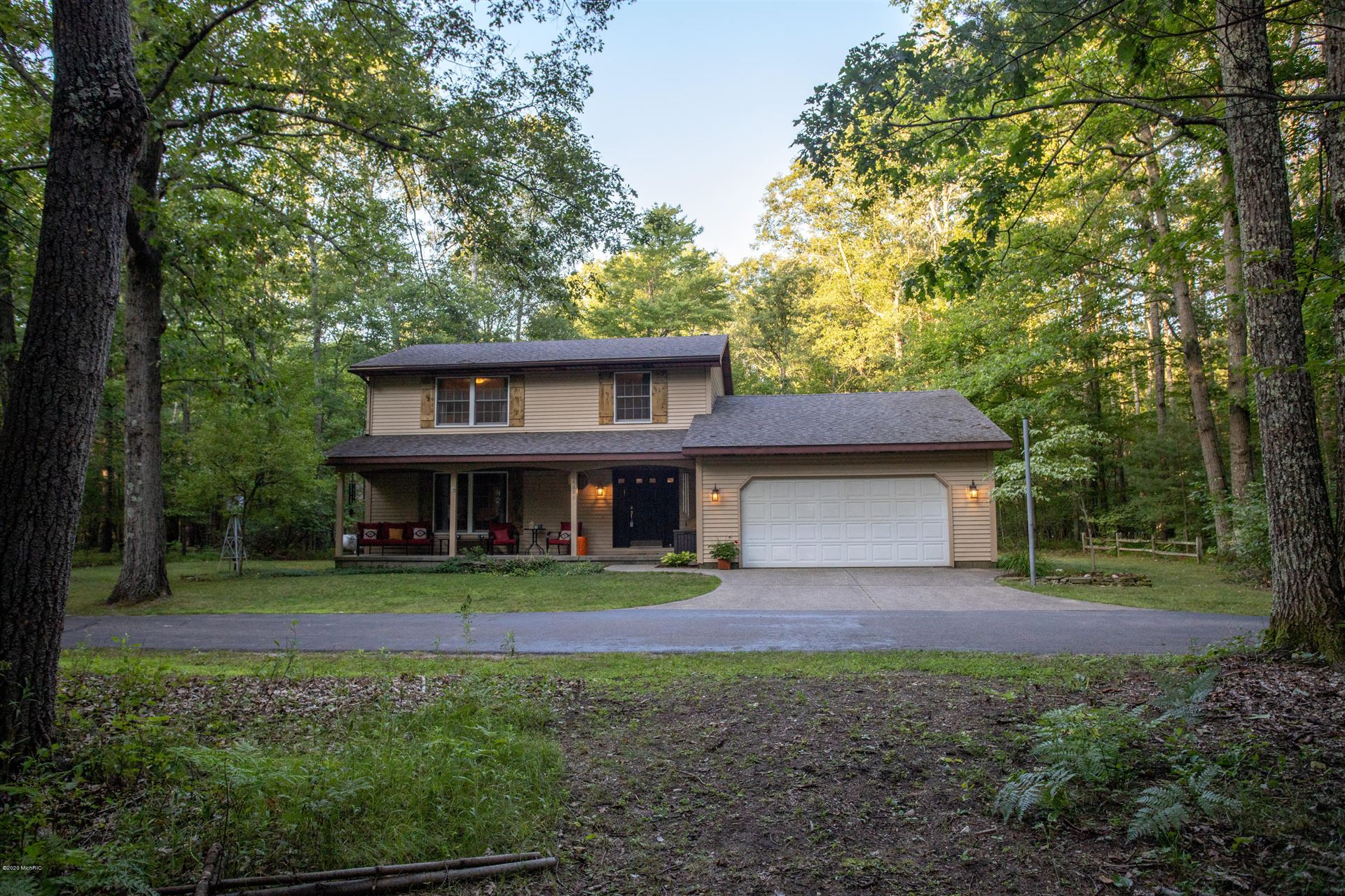 14610 Wigwam Lane, Big Rapids, MI 49307 - #: 20015302