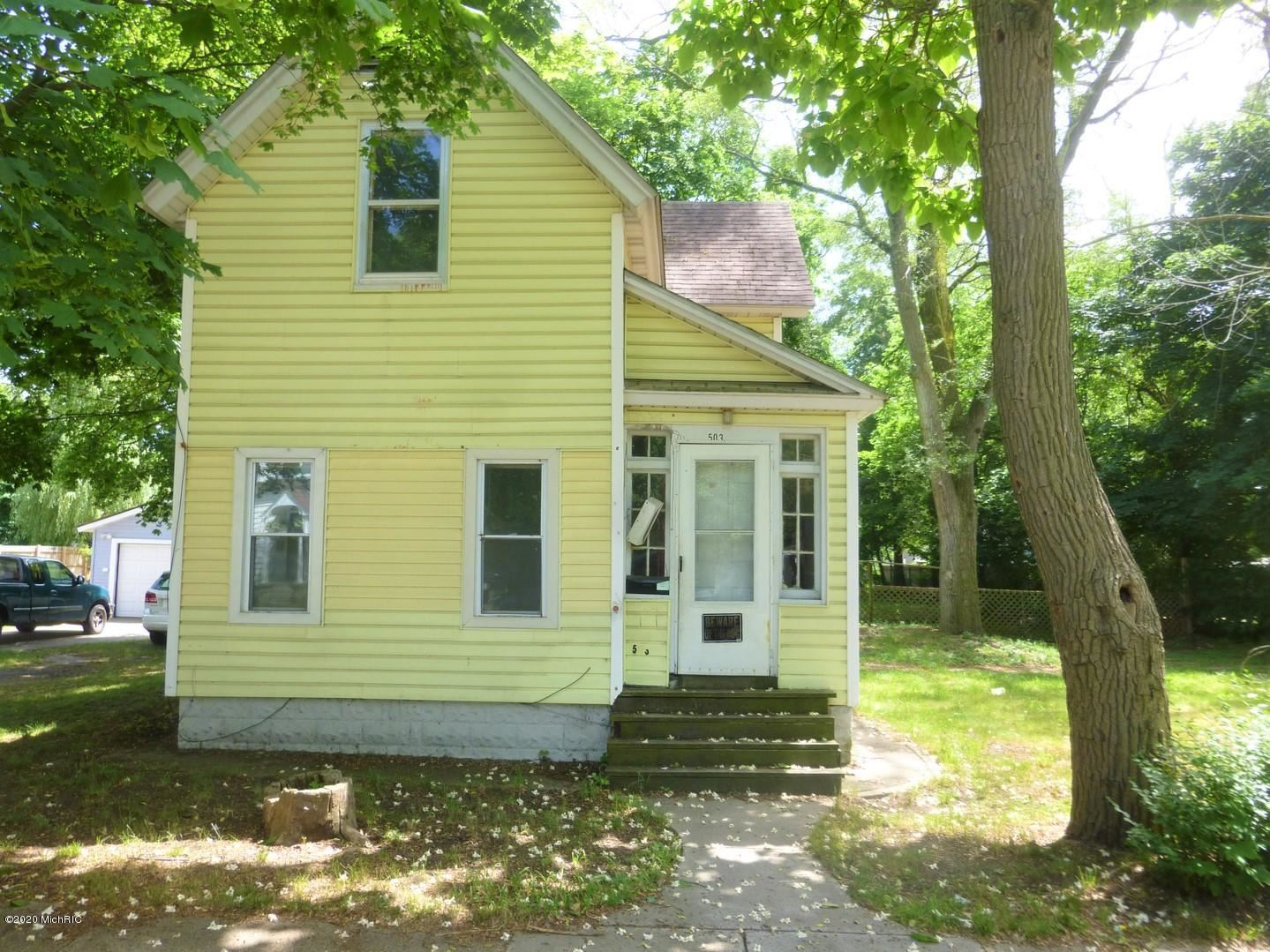 Photo of 503 Orchard Avenue, Muskegon, MI 49442 (MLS # 20007309)