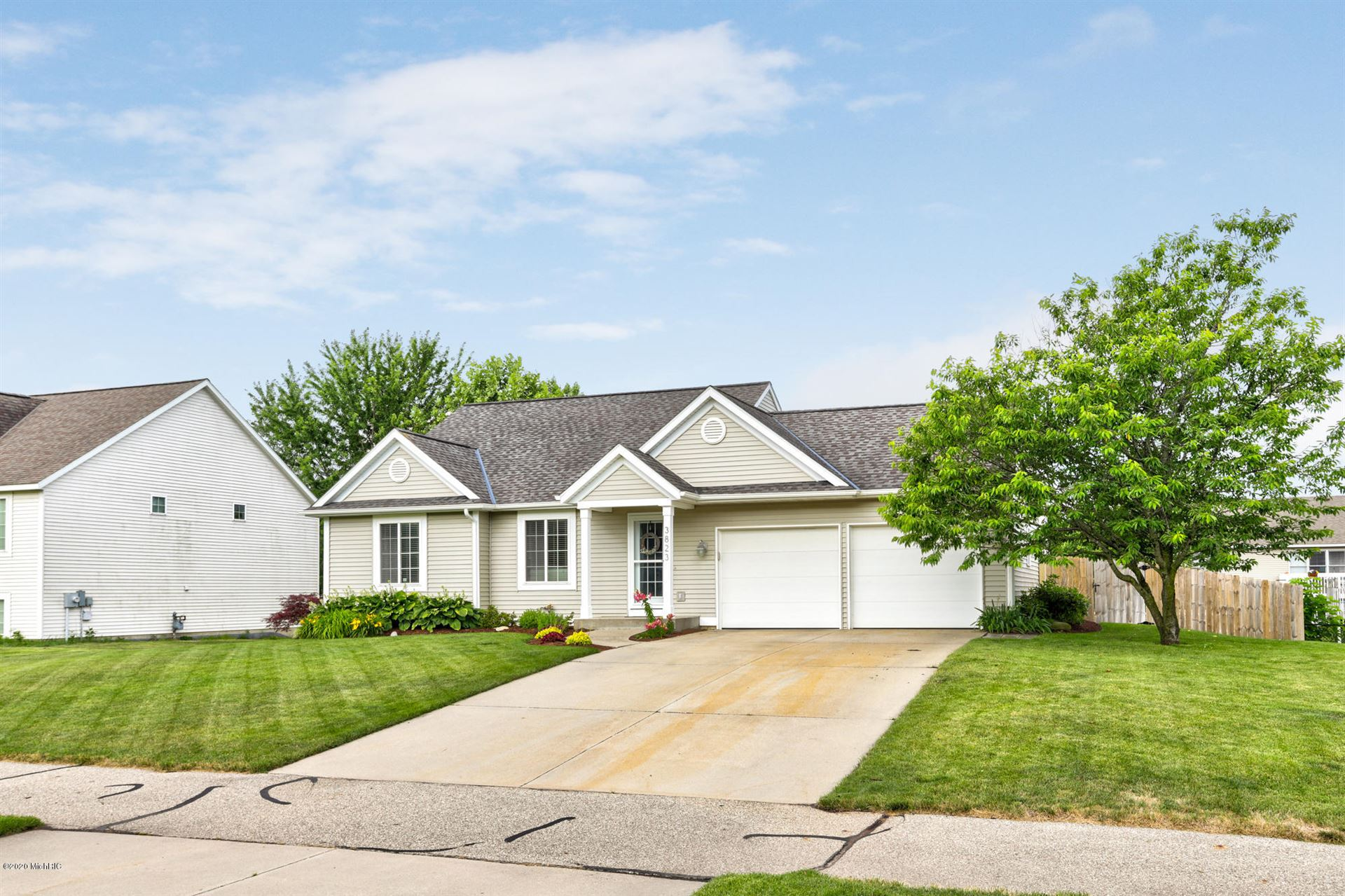 Photo of 3823 142nd Avenue, Holland, MI 49424 (MLS # 20025310)