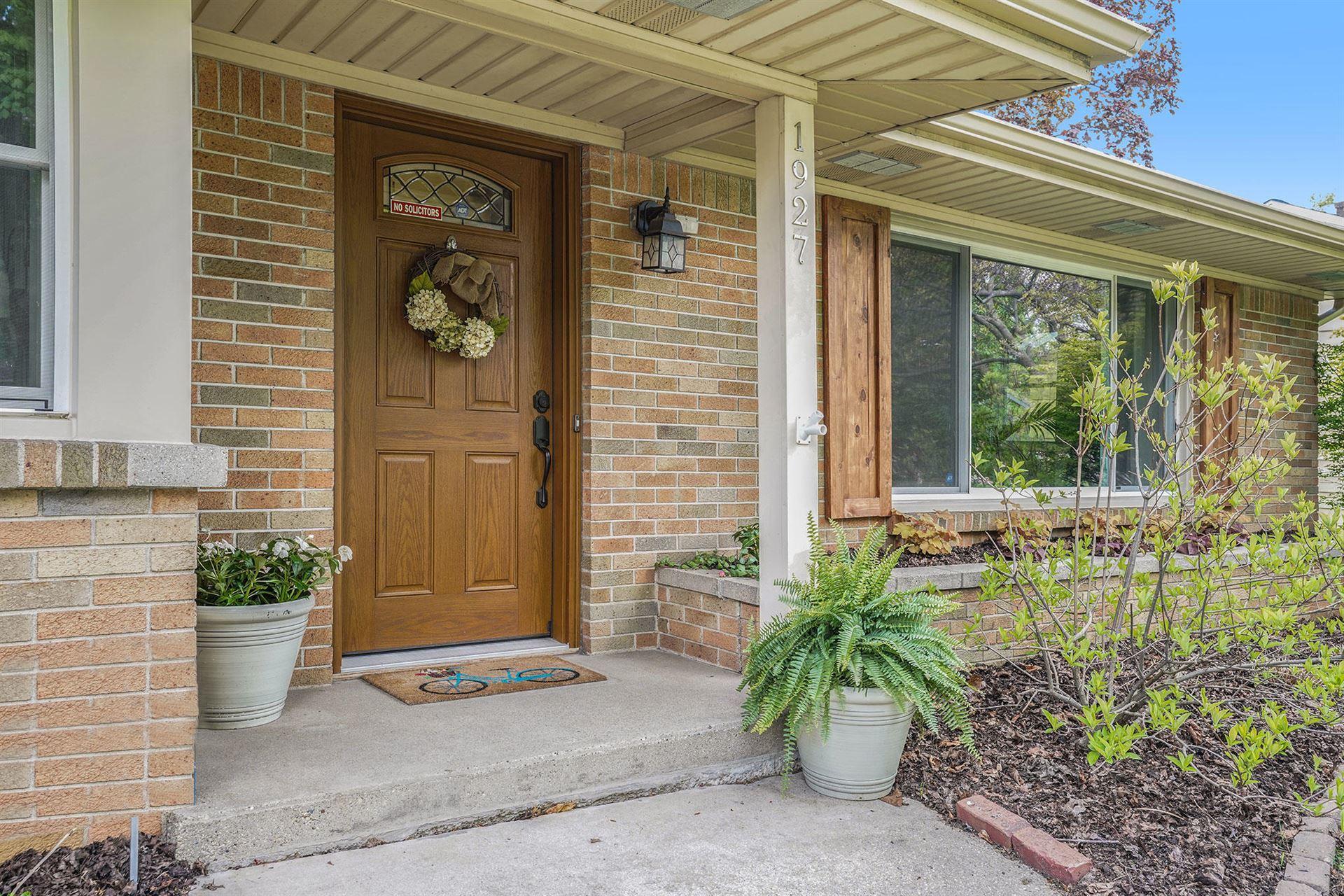 1927 Houseman Avenue NE, Grand Rapids, MI 49505 - MLS#: 21016313
