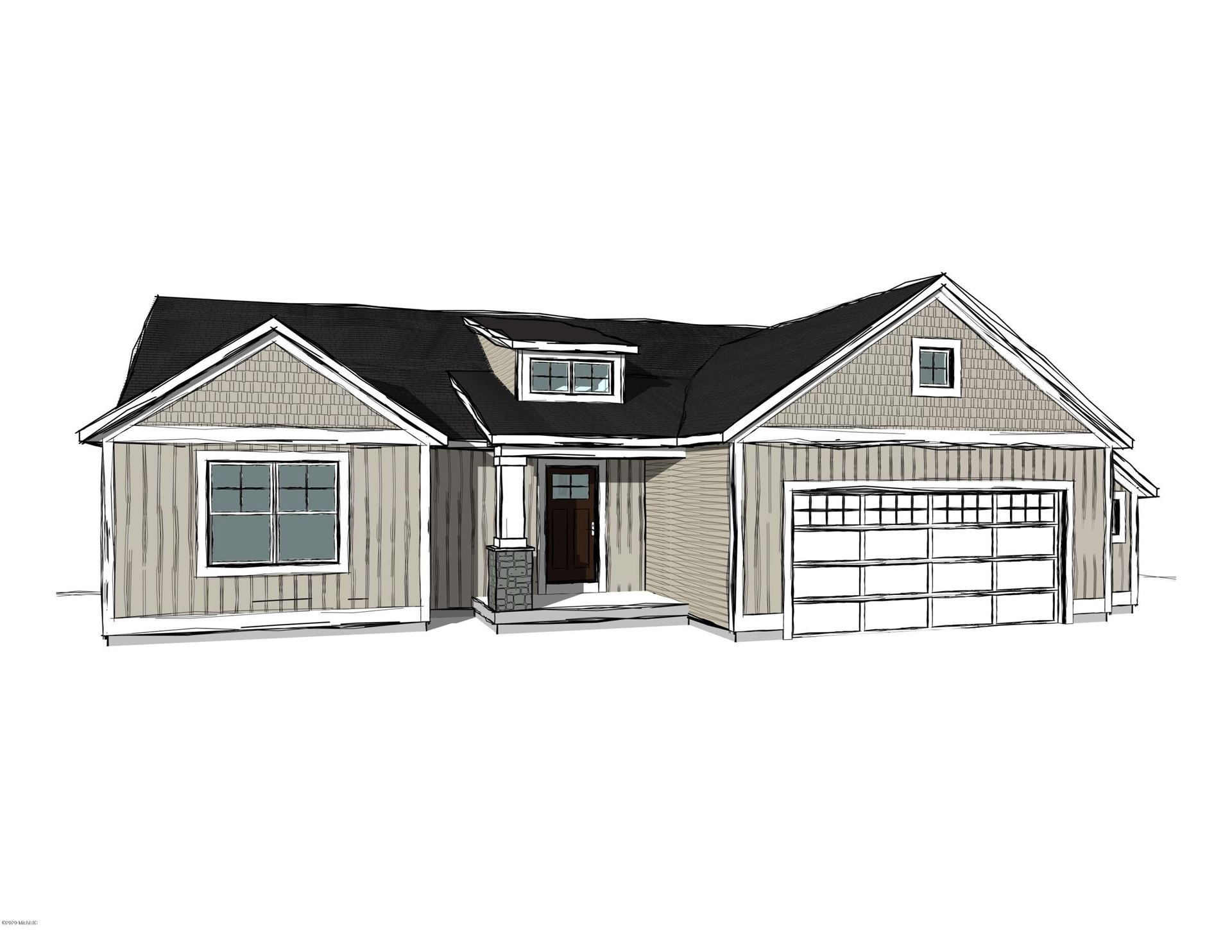 9352 Shoreway Drive #Lot 17, West Olive, MI 49460 - MLS#: 20035314