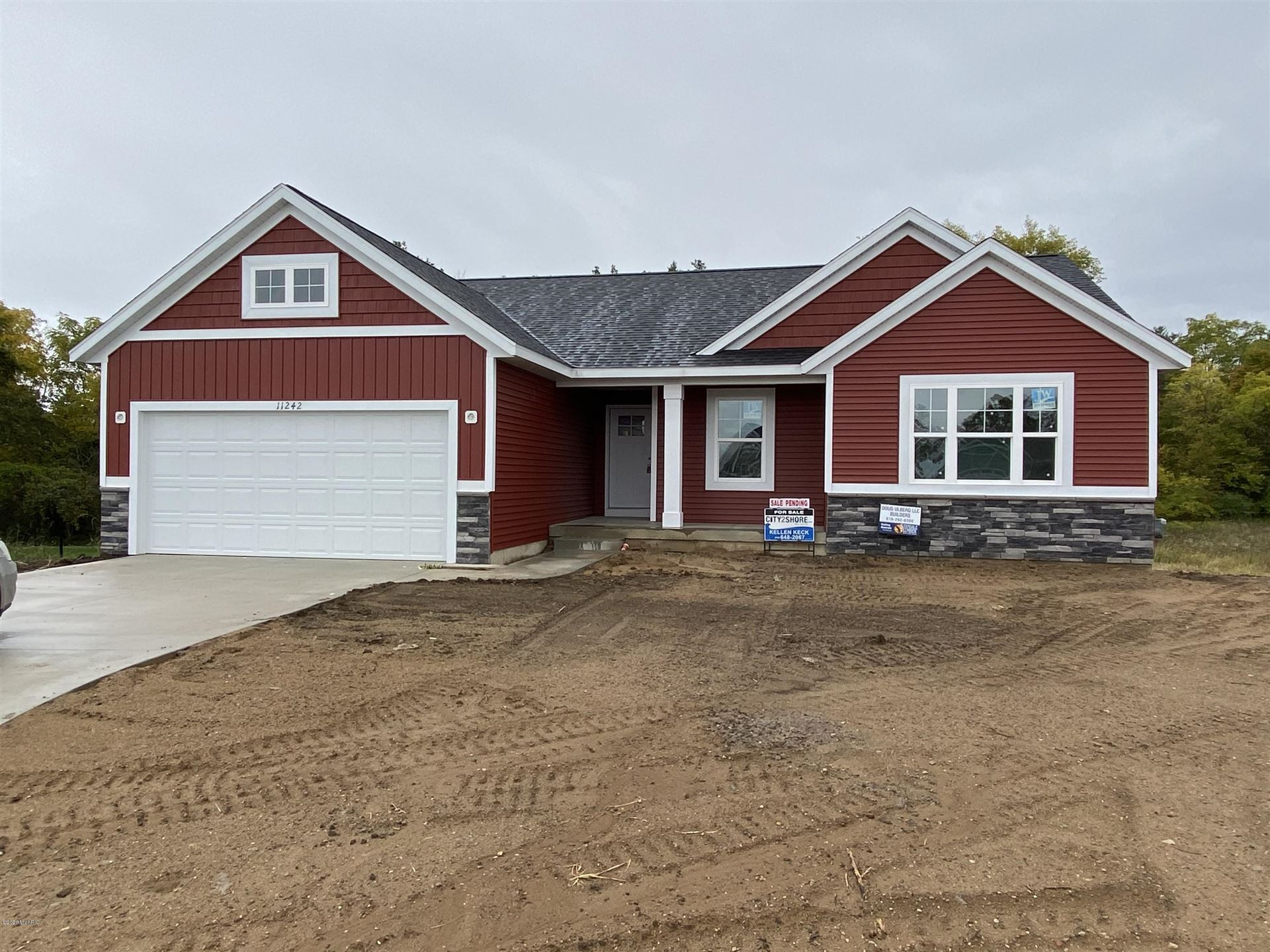 11242 Wild Duck Lane, Allendale, MI 49401 - MLS#: 20014315