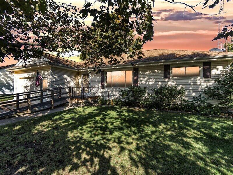 360 Clark Street, Grass Lake, MI 49240 - MLS#: 21112316