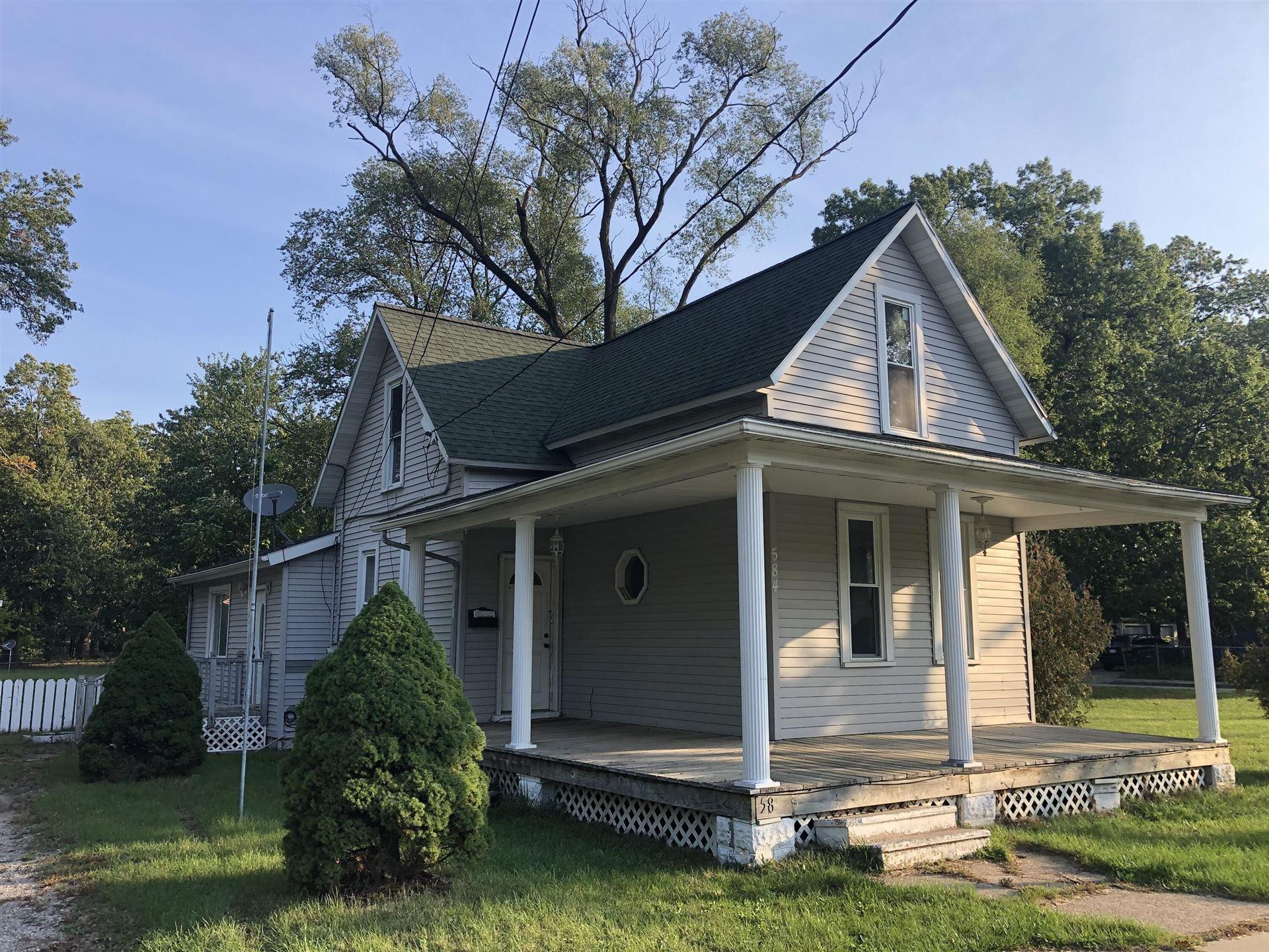 Photo of 584 Marquette Avenue, Muskegon, MI 49442 (MLS # 21110317)