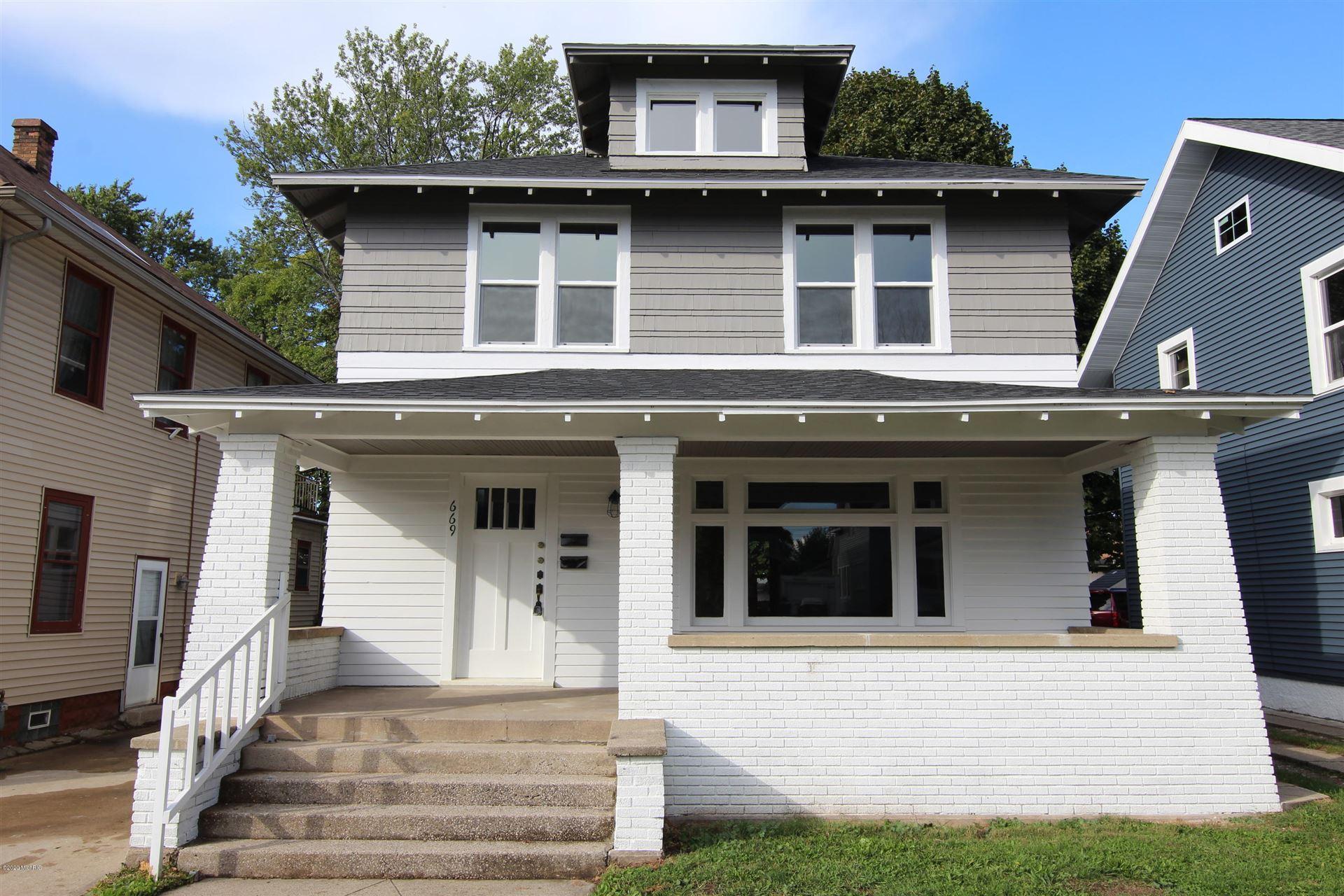 669 Lynch Street SW, Grand Rapids, MI 49503 - MLS#: 20041318