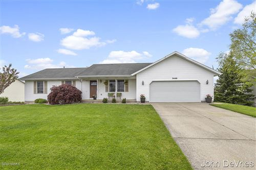 Photo of 7468 Russell Drive, Hudsonville, MI 49426 (MLS # 20018322)
