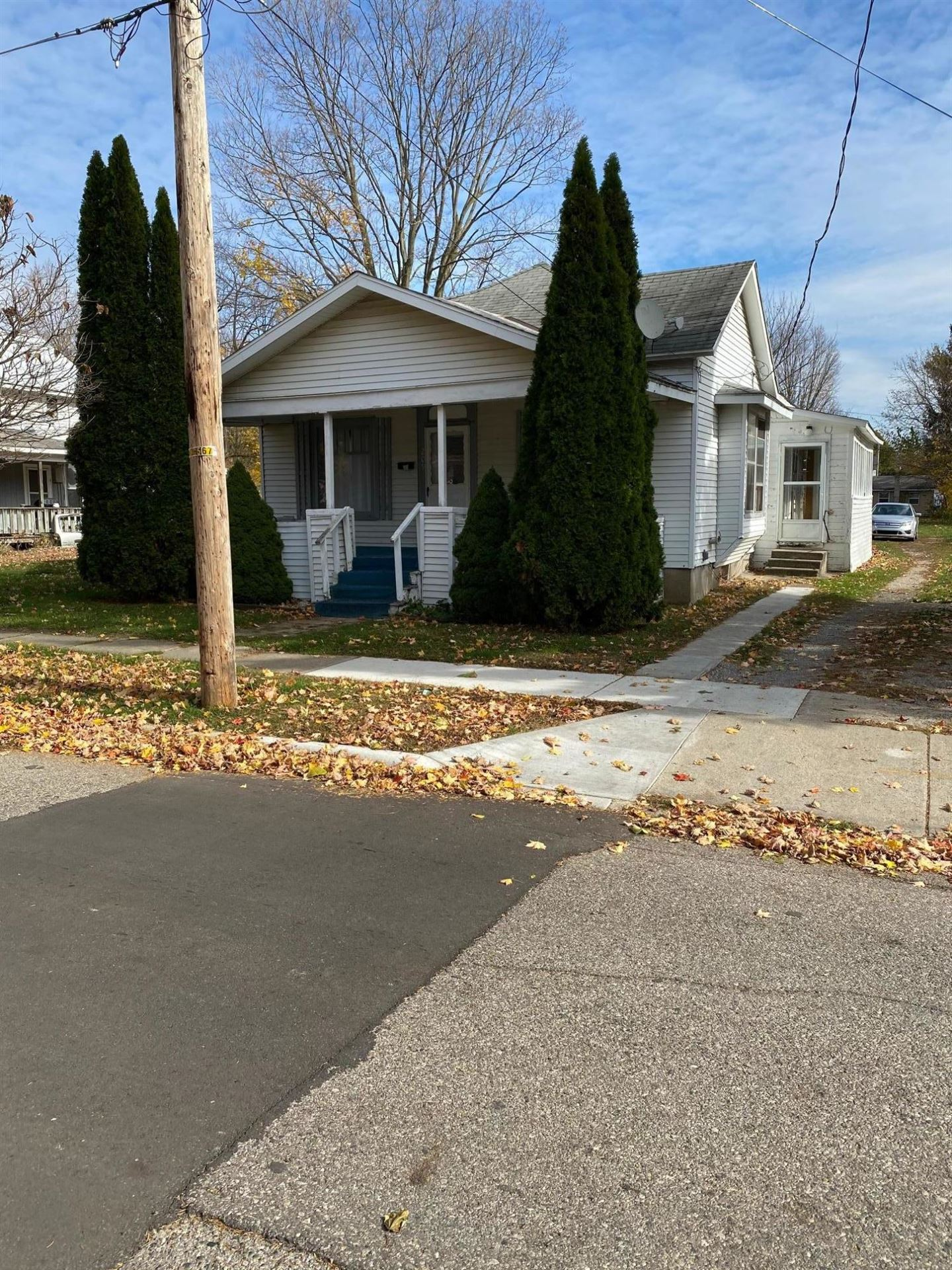 209 N Fourth Street, Sturgis, MI 49091 - MLS#: 20046322