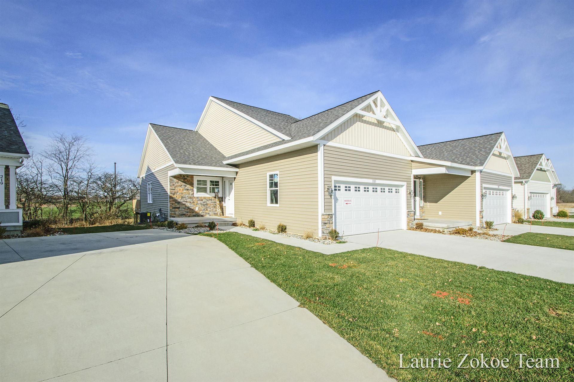 638 Norway Lane #3, Coopersville, MI 49404 - MLS#: 21020323