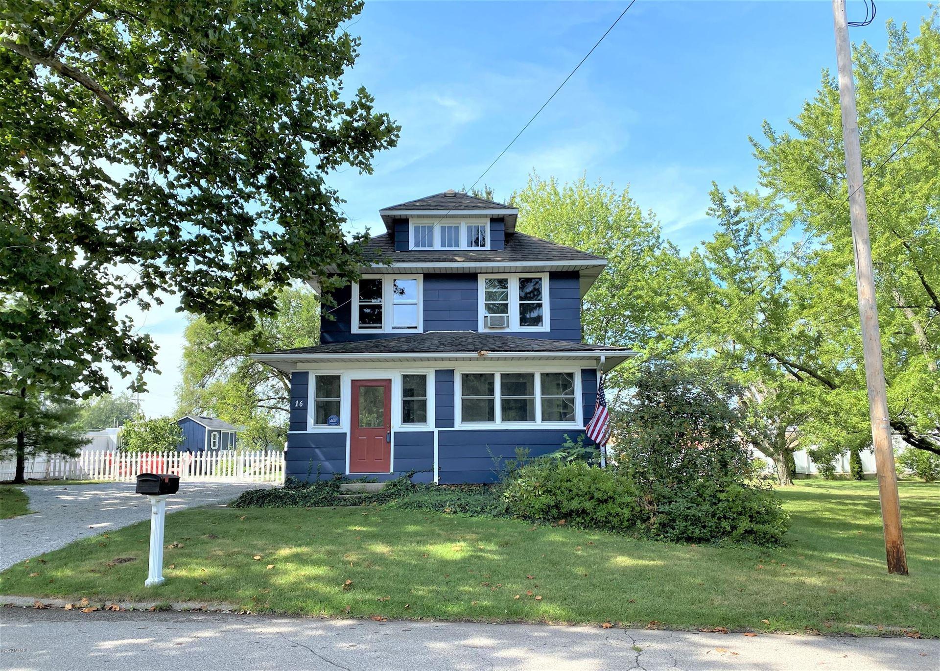 16 N Townsend Street, New Buffalo, MI 49117 - MLS#: 20036329