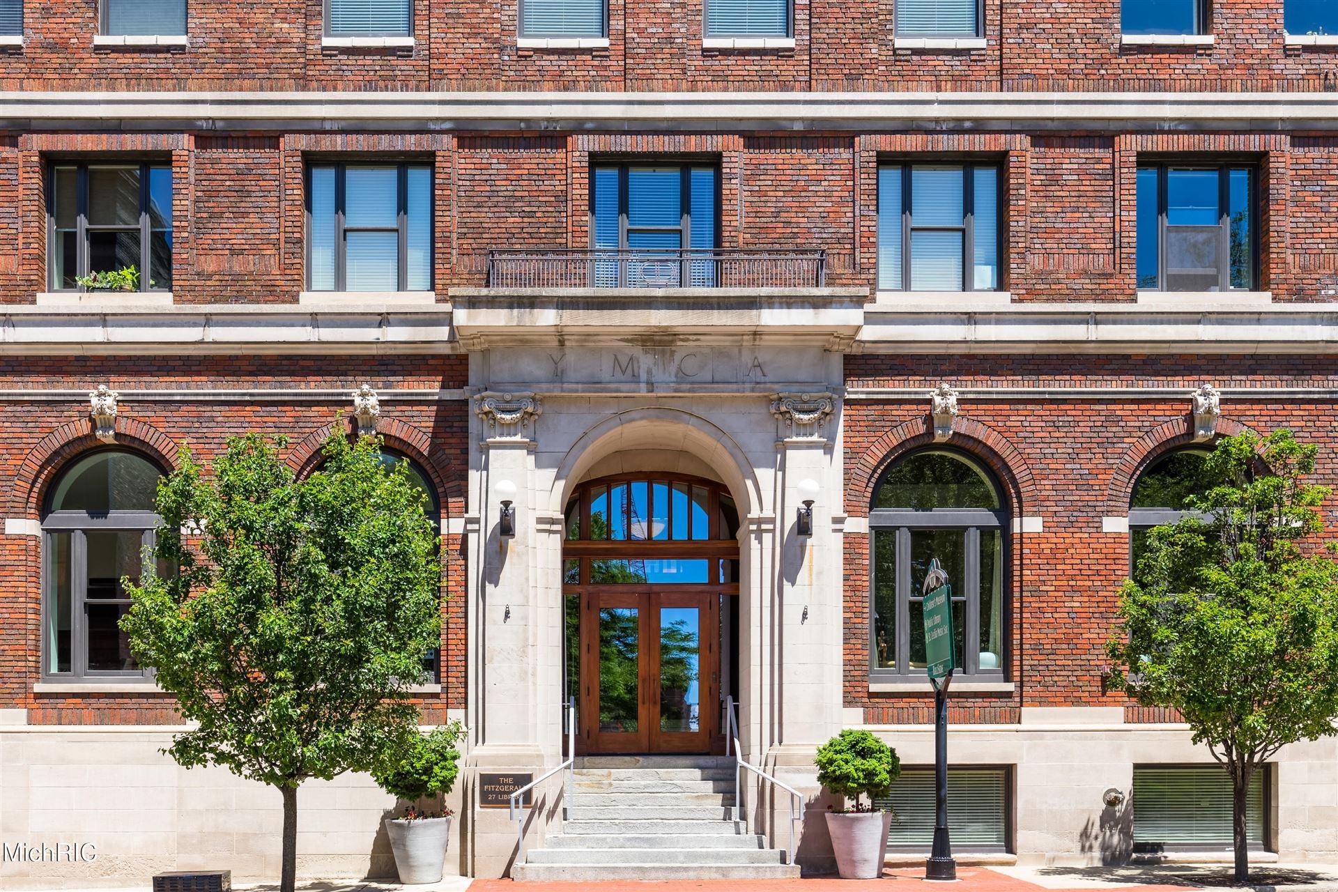 27 Library Street NE #602, Grand Rapids, MI 49503 - MLS#: 21010332