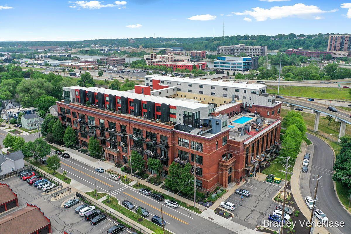 600 Broadway Avenue NW #608, Grand Rapids, MI 49504 - MLS#: 21004333