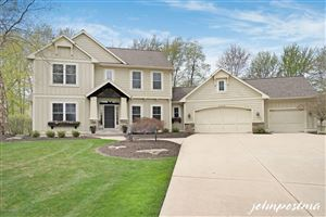 Photo of 3335 Beckie Drive SW, Grandville, MI 49418 (MLS # 19019335)
