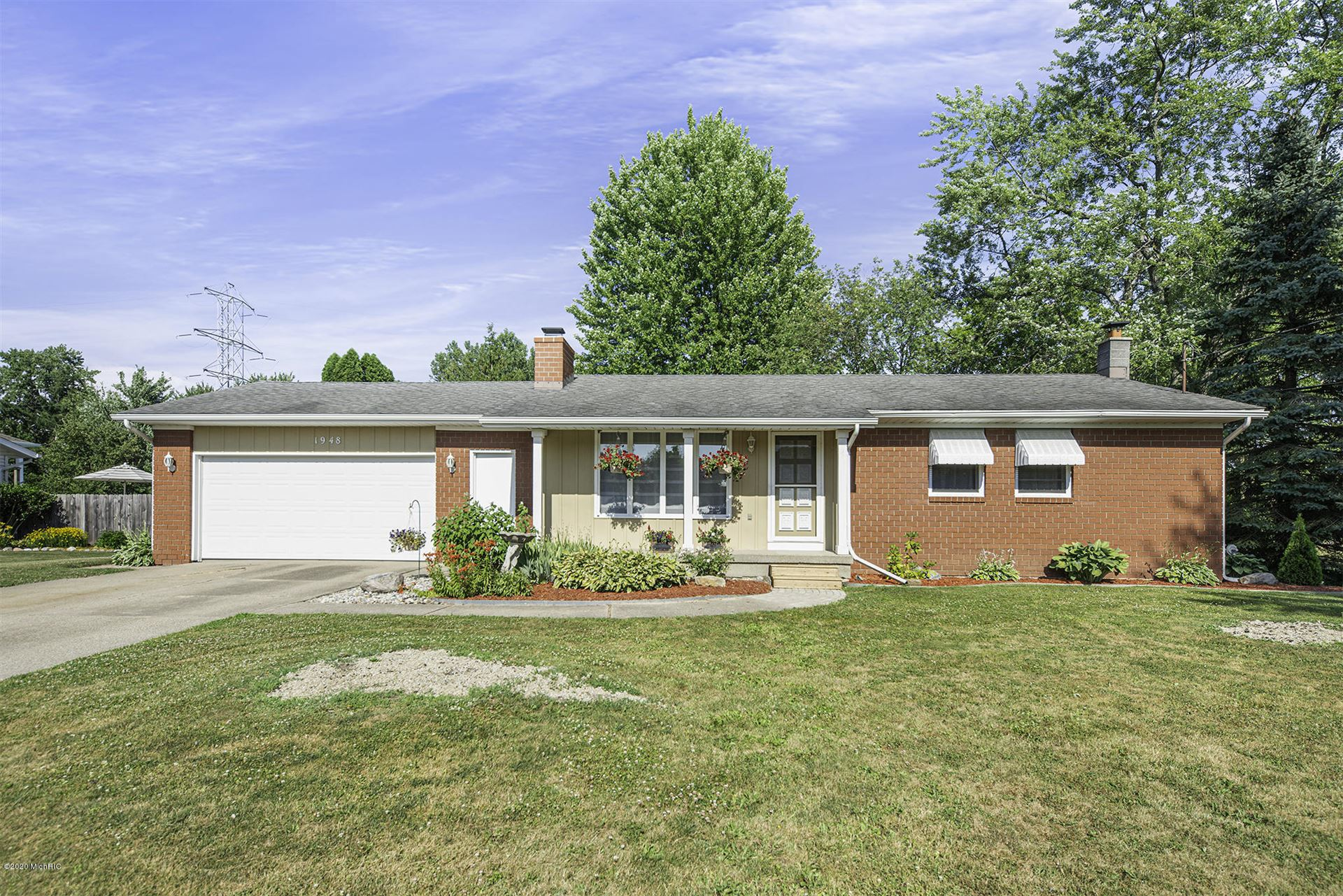 1948 Maplerow Avenue NW, Grand Rapids, MI 49534 - MLS#: 20026338