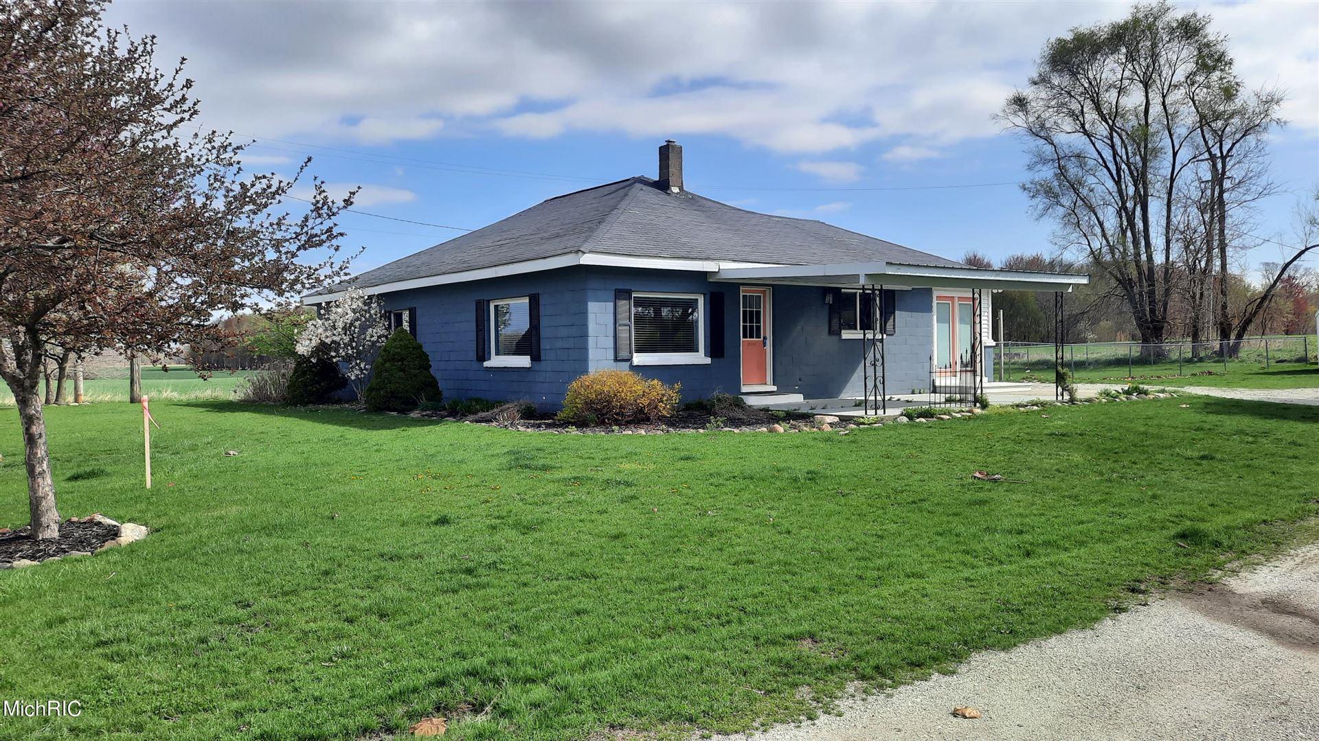 815 St Joseph Road, Burr Oak, MI 49030 - MLS#: 21012338