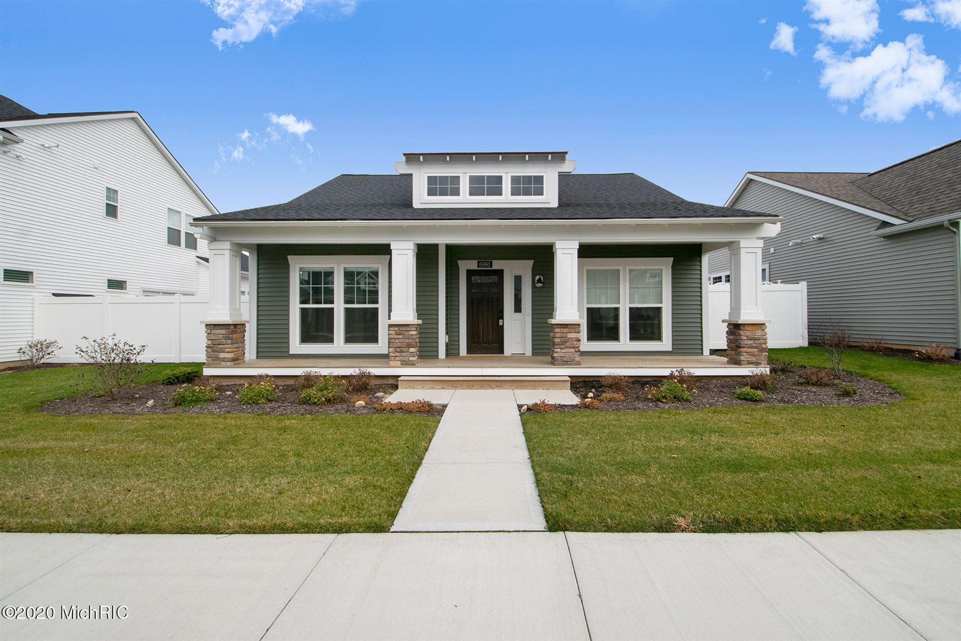 6960 E Cottage Lane, Rockford, MI 49341 - MLS#: 20050345