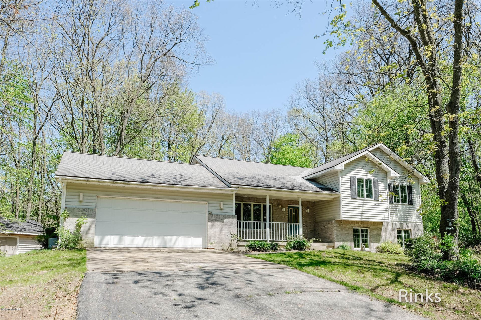 8010 S Asterwood Ct, Middleville, MI 49333 - MLS#: 20018346