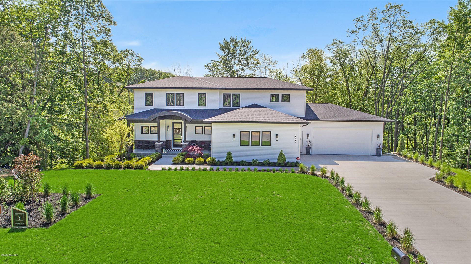2724 Pinehill Drive, Holland, MI 49424 - MLS#: 20041354