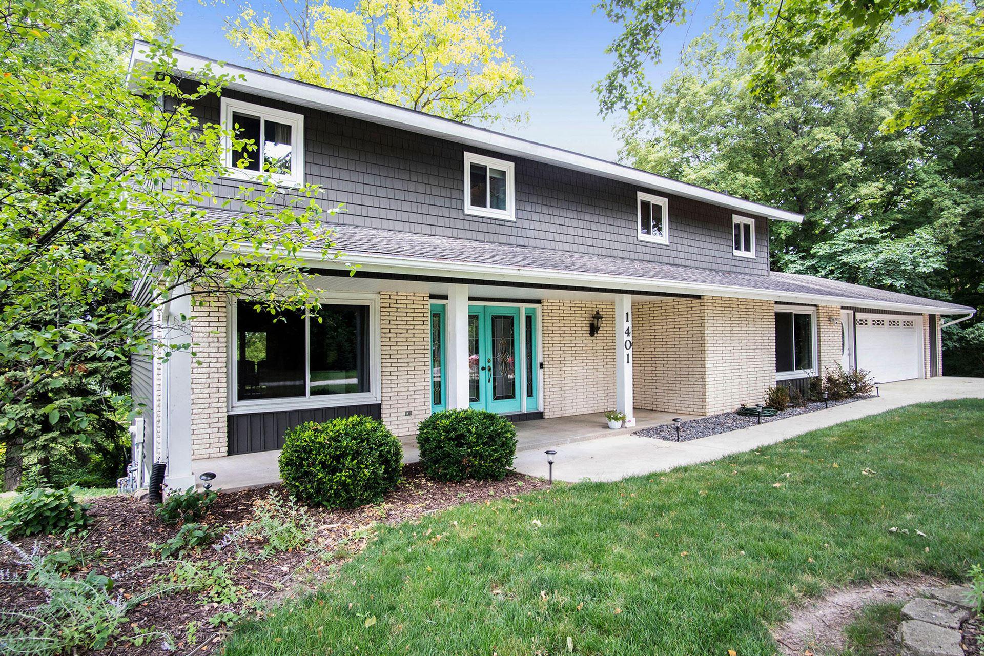 1401 Ridgewood Drive, Jenison, MI 49428 - MLS#: 21097354