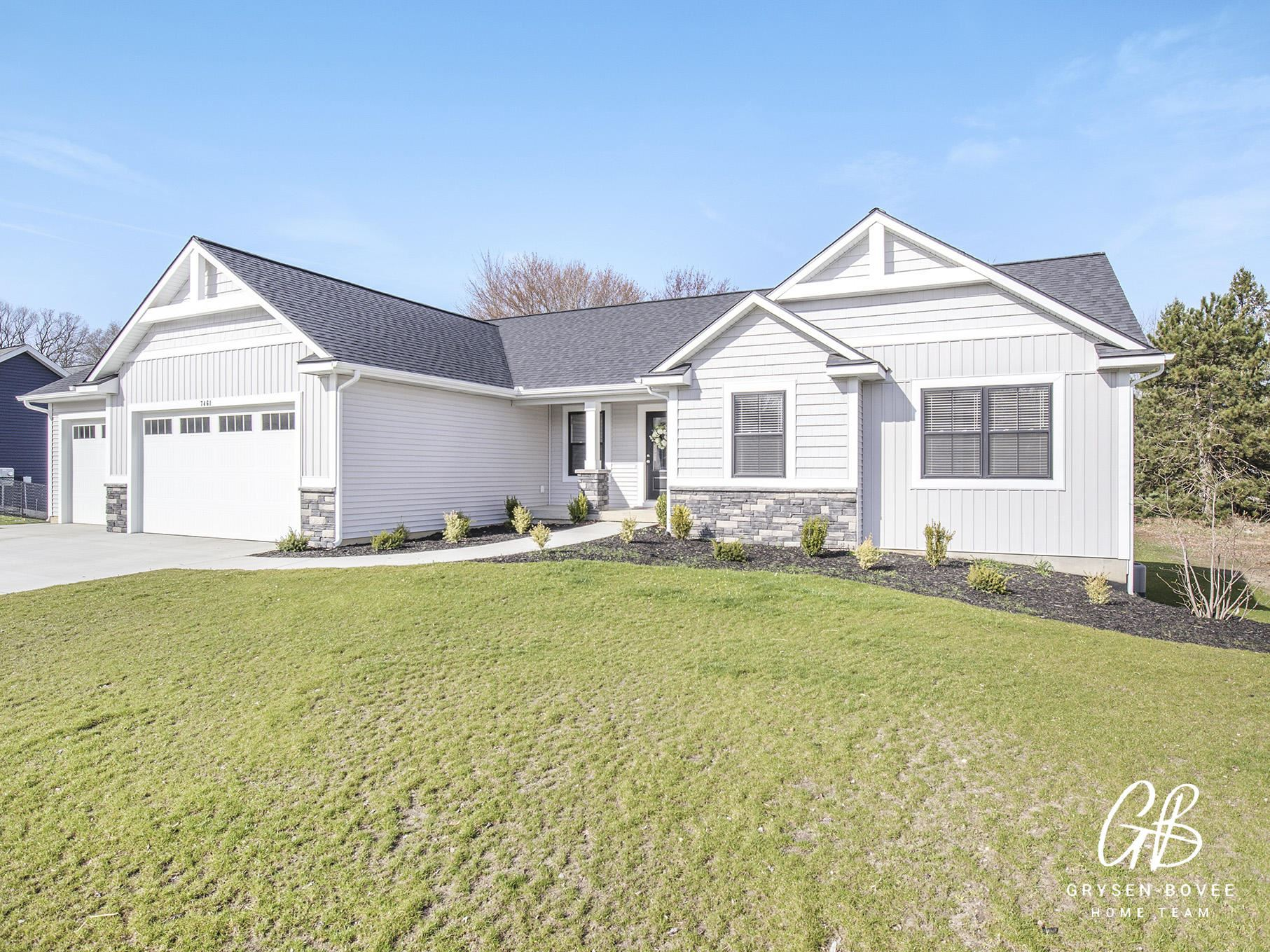 7461 Fox Meadow Drive, Hudsonville, MI 49426 - MLS#: 21011356