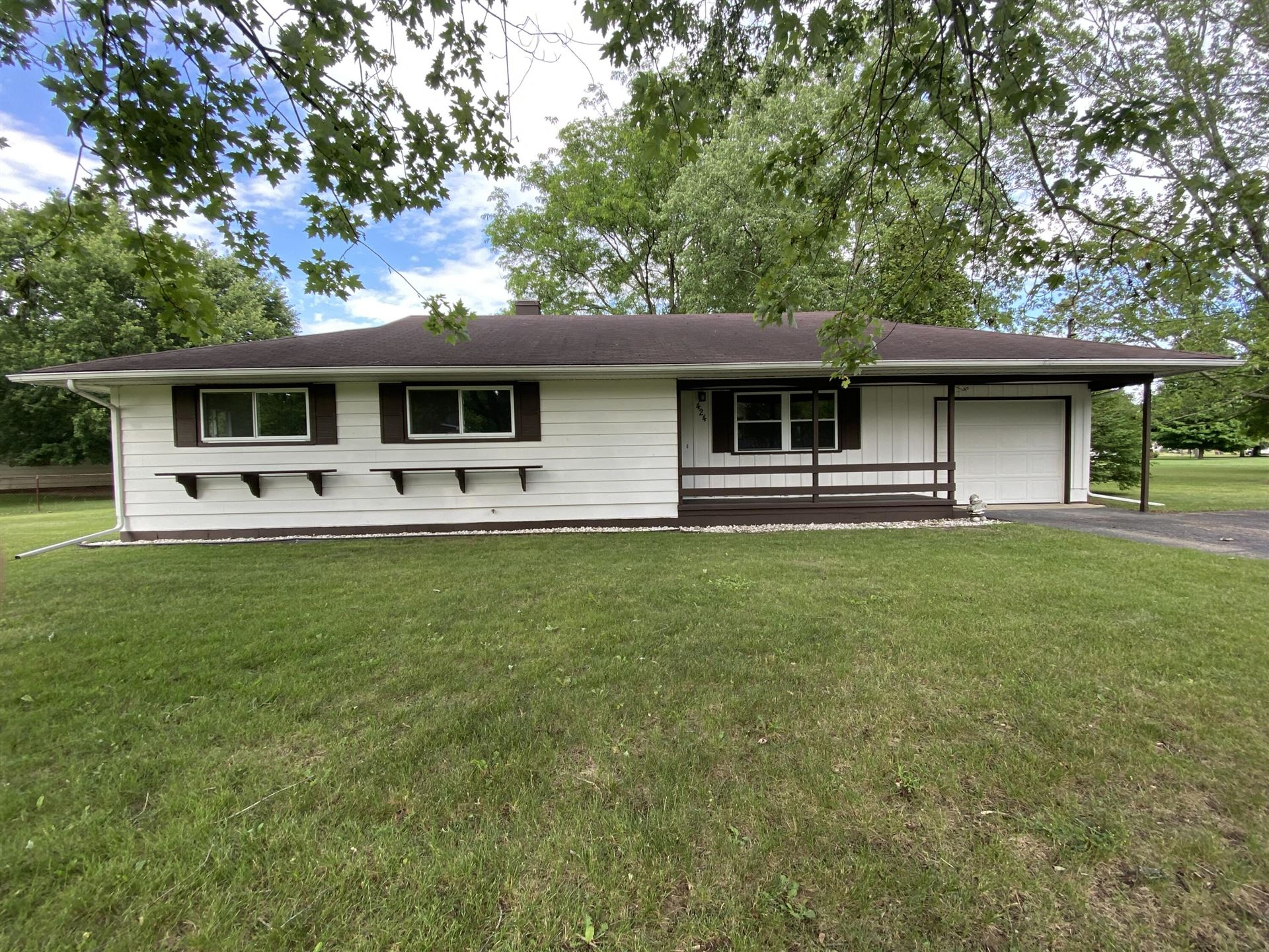 424 Pioneer Drive, Litchfield, MI 49252 - MLS#: 21024356
