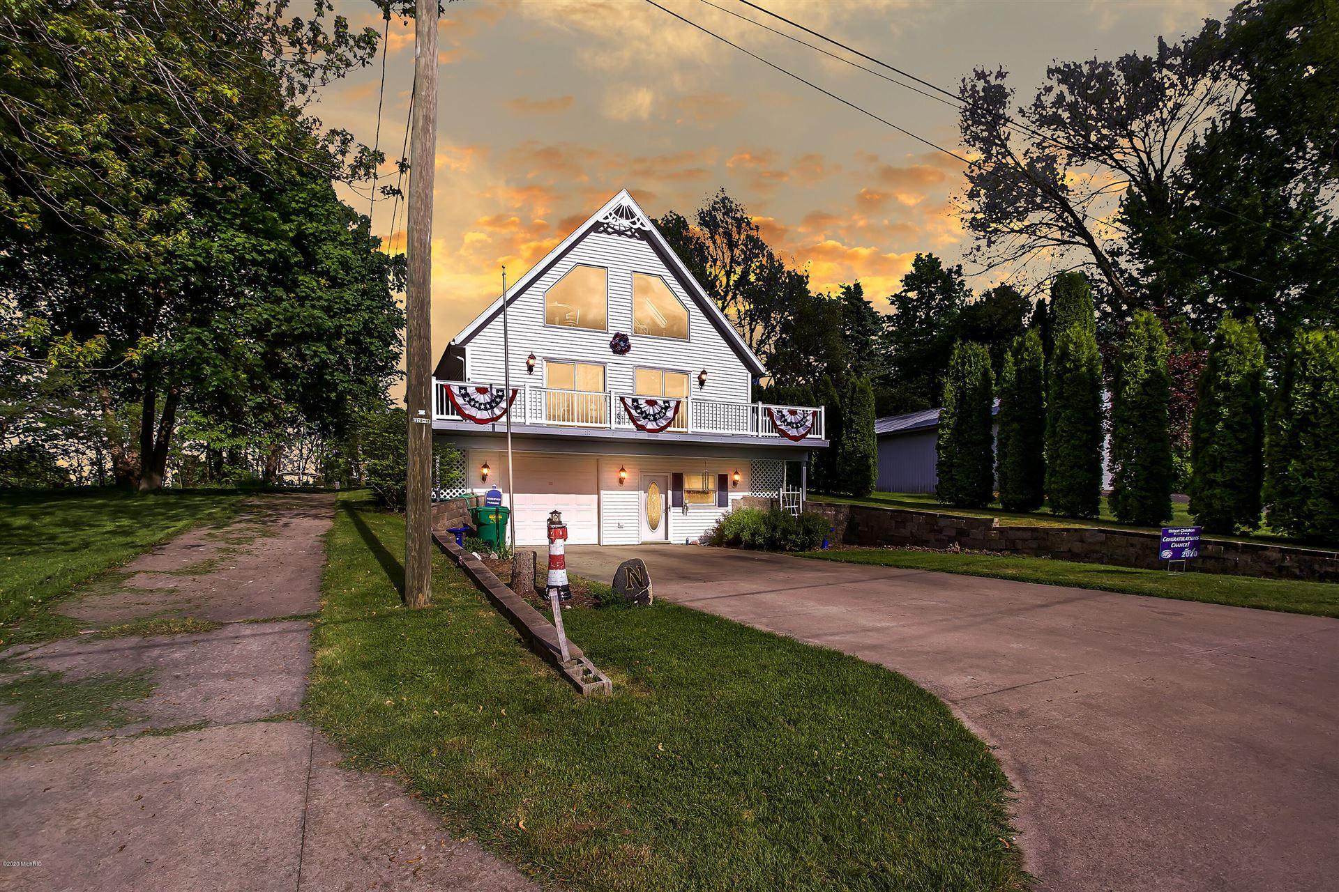 61557 Leigh Avenue, Cassopolis, MI 49031 - MLS#: 20006357