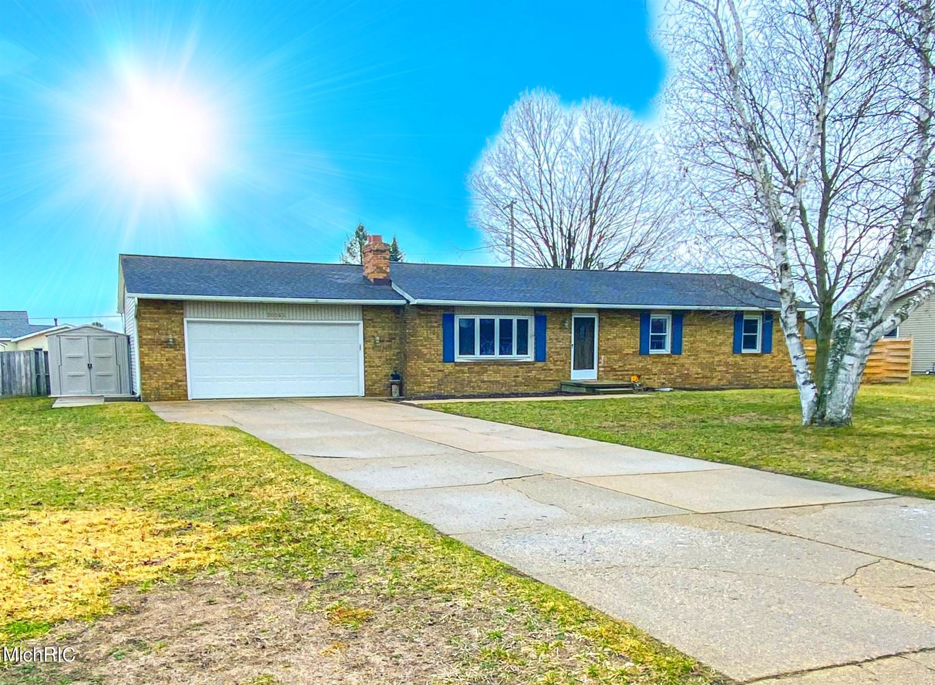 20565 Okemos Road, Big Rapids, MI 49307 - MLS#: 21009357