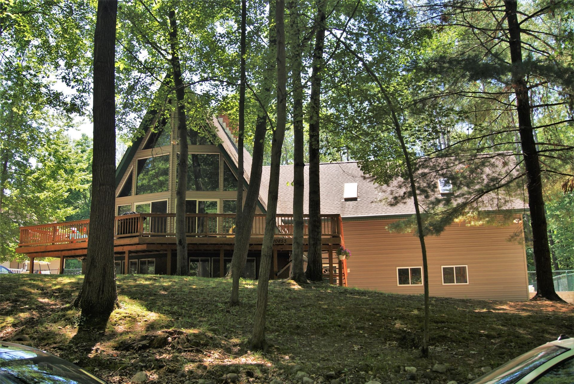 10853 Shawnee Trail, Canadian Lakes, MI 49346 - #: 20025365