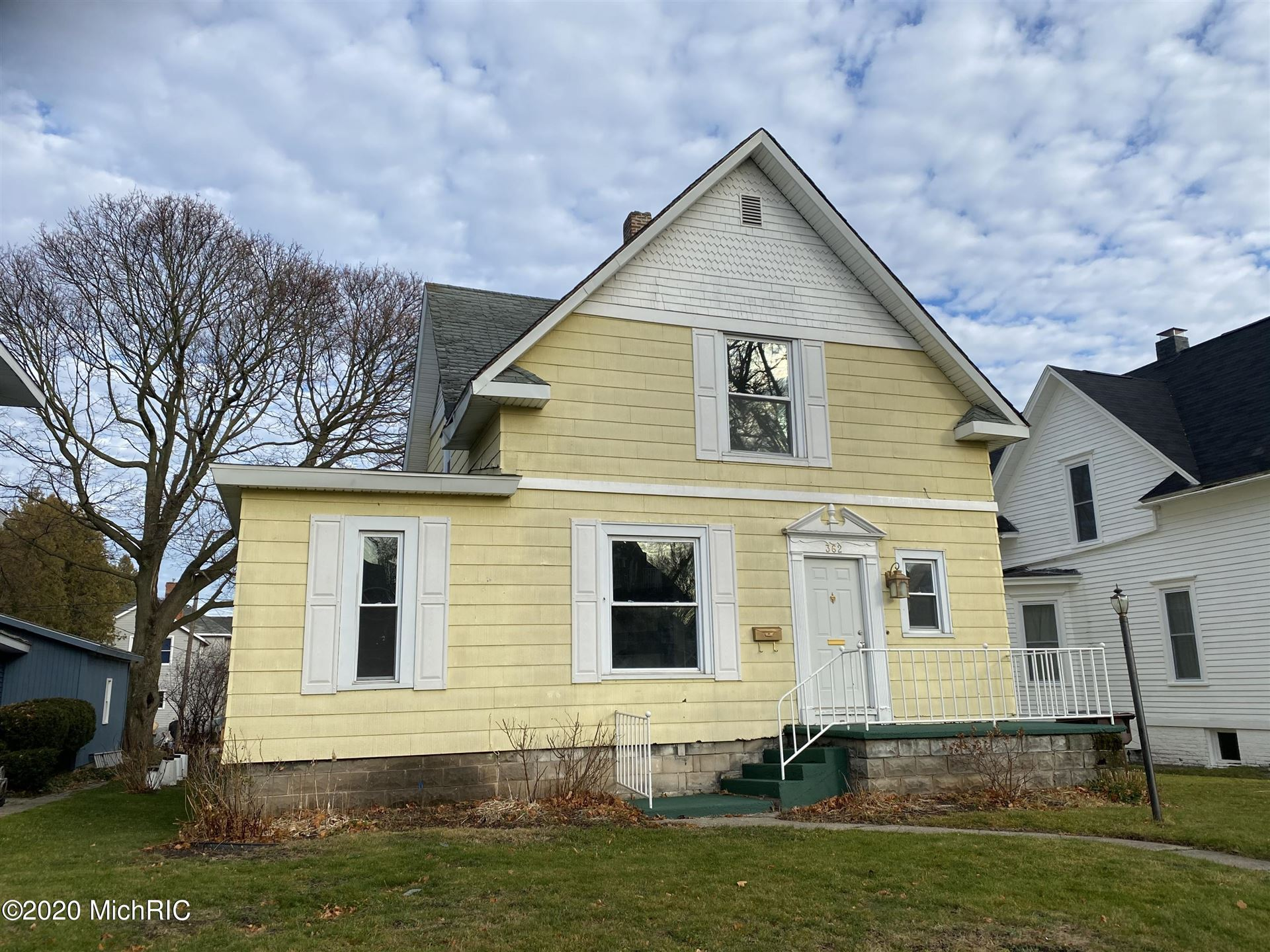 362 Second Street, Manistee, MI 49660 - MLS#: 20050373