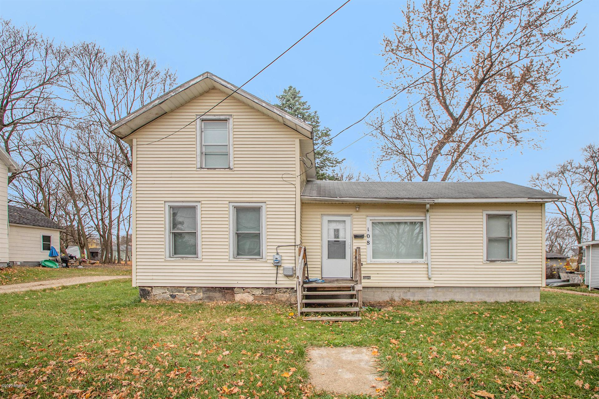 108 W 4th Street, Buchanan, MI 49107 - MLS#: 20047375
