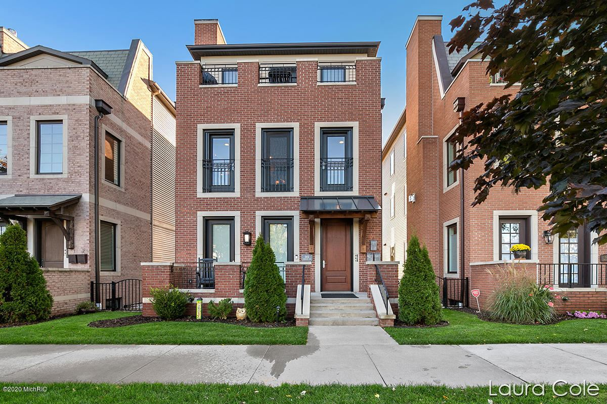 542 Fairview Avenue NE #Condo 2, Grand Rapids, MI 49503 - MLS#: 20042377