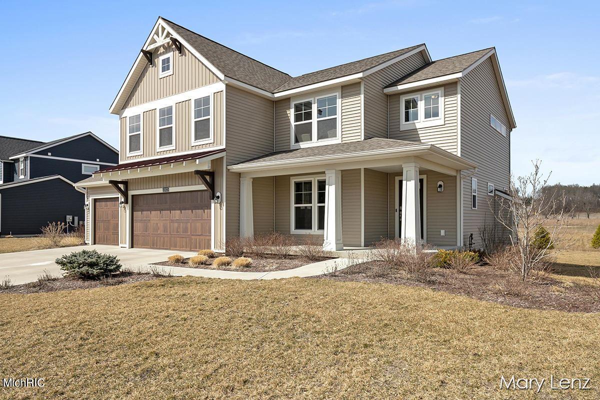 Photo of 12025 Harvest Home Drive, Lowell, MI 49331 (MLS # 21009377)