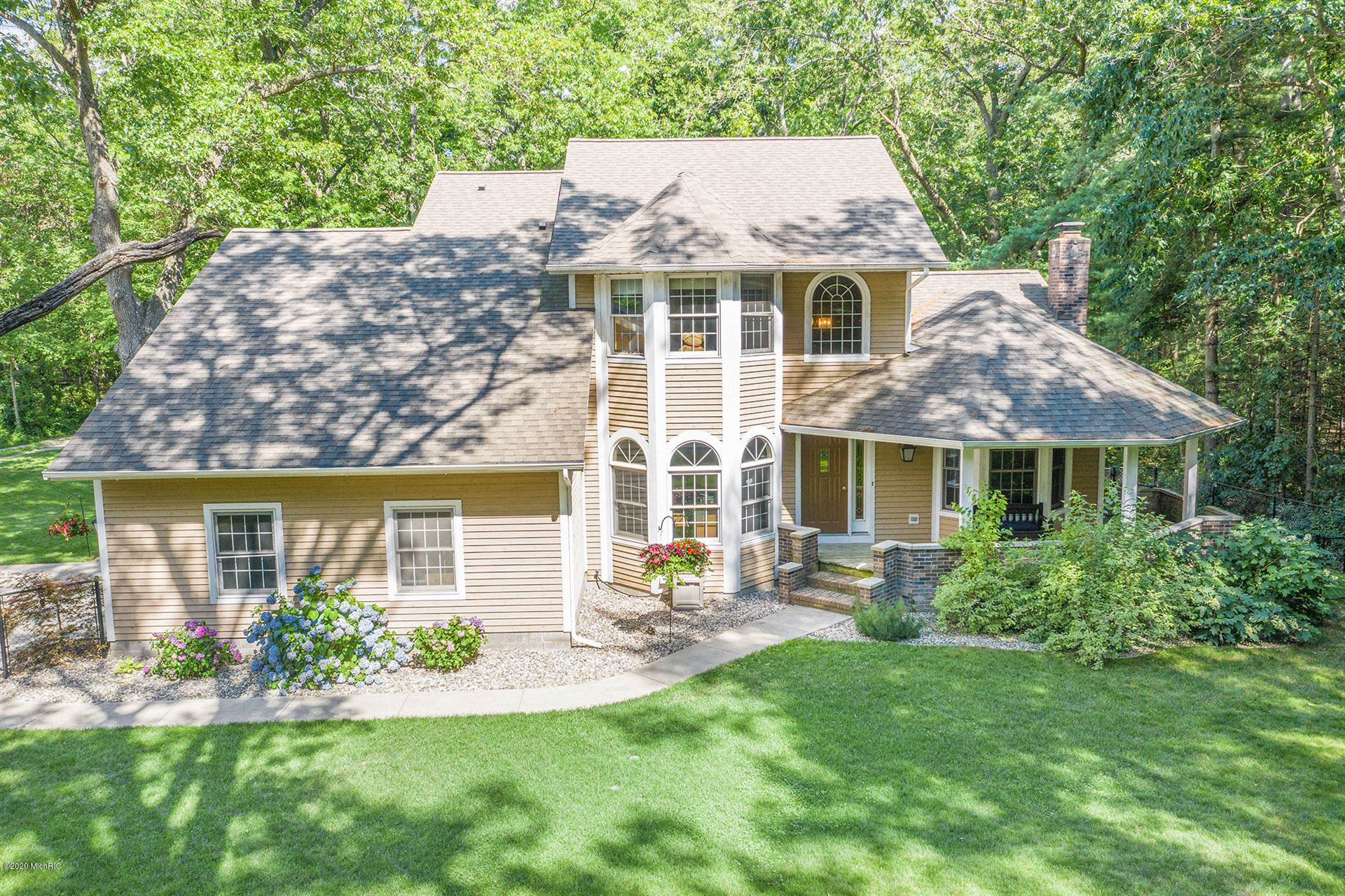 18396 N Fruitport Road, Spring Lake, MI 49456 - MLS#: 20029382
