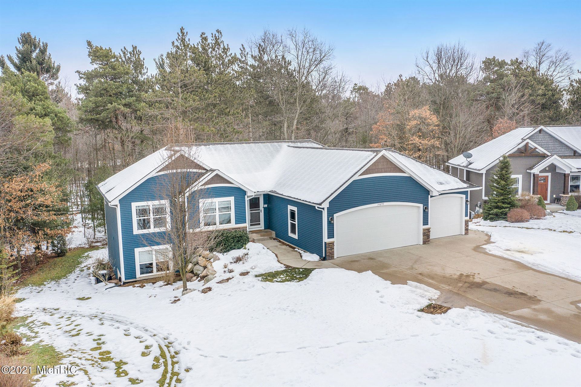 14690 Mayberry Drive, West Olive, MI 49460 - MLS#: 21001384