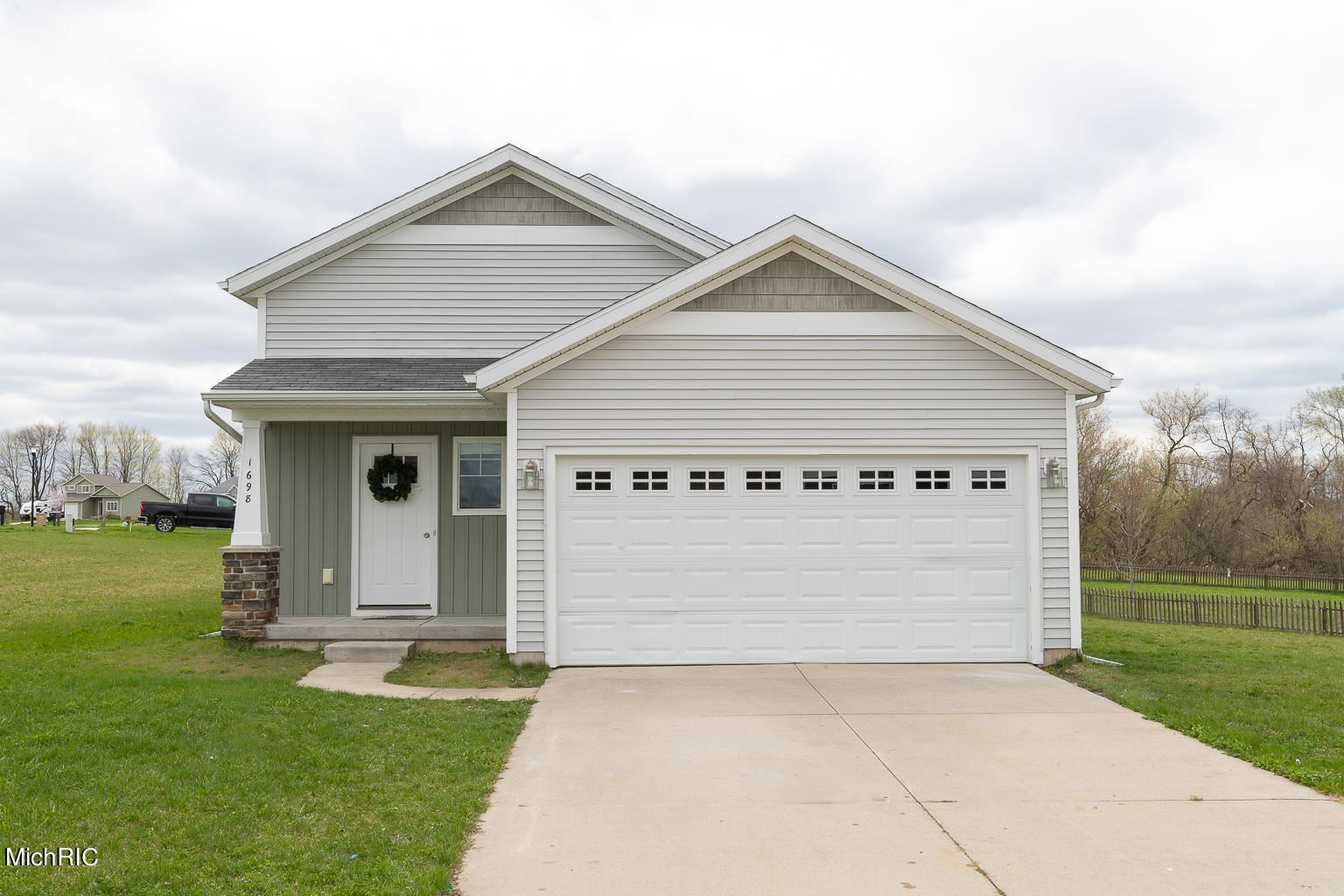 1698 Trent Ridge Court NE, Cedar Springs, MI 49319 - MLS#: 21012384