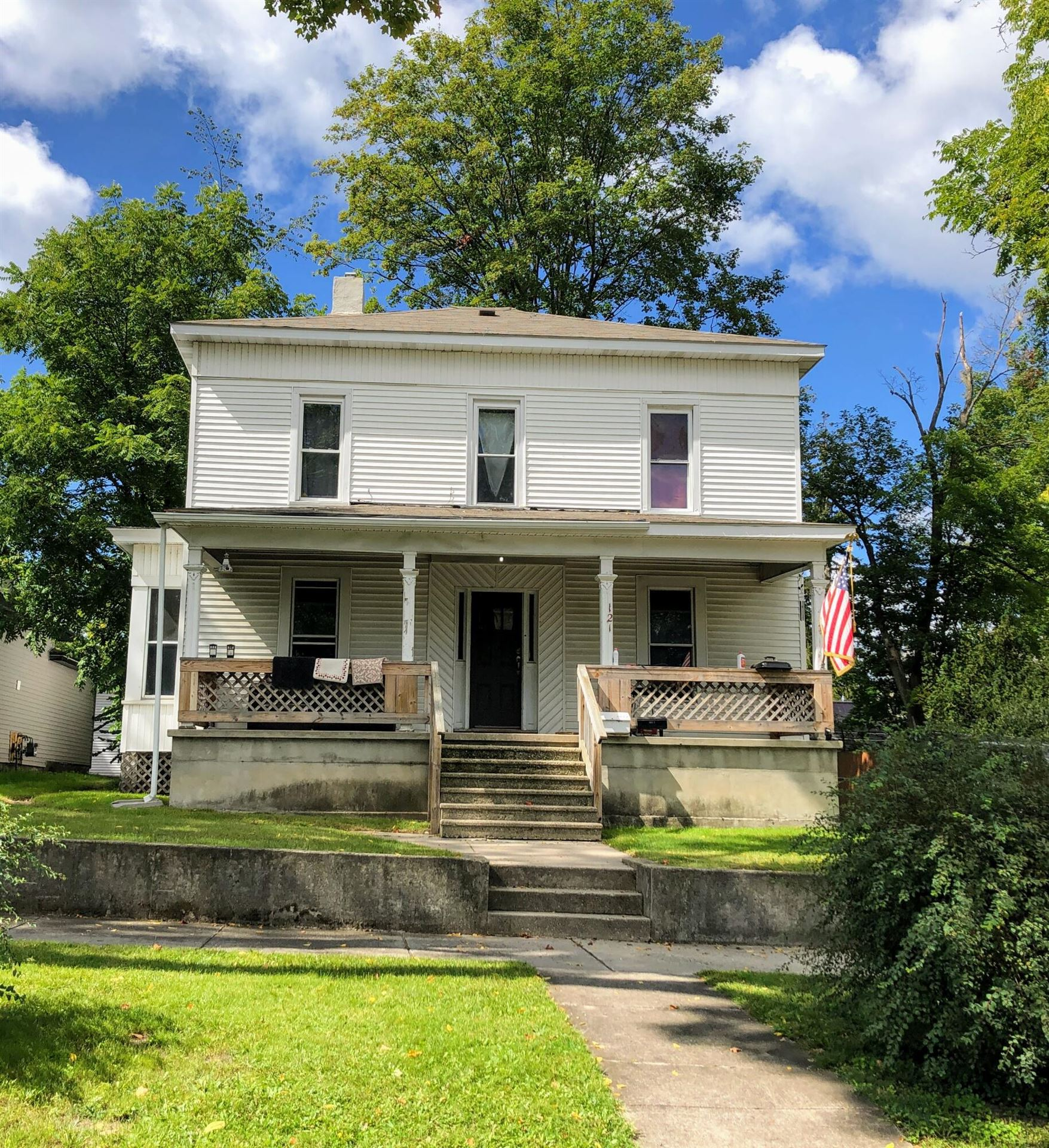 121 N Stewart Street, Big Rapids, MI 49307 - MLS#: 21105386