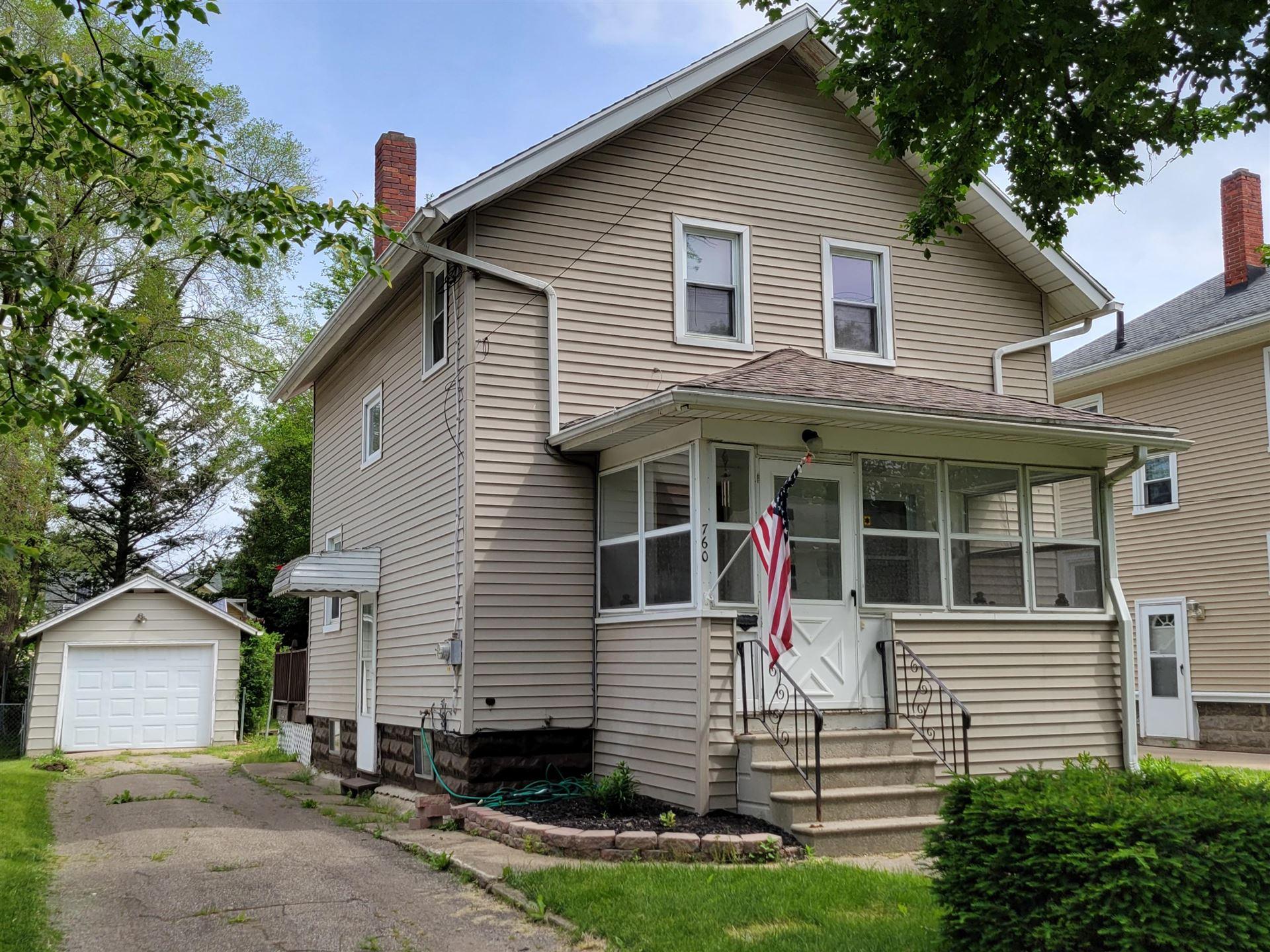 760 Oakdale Avenue, Jackson, MI 49203 - MLS#: 21020388