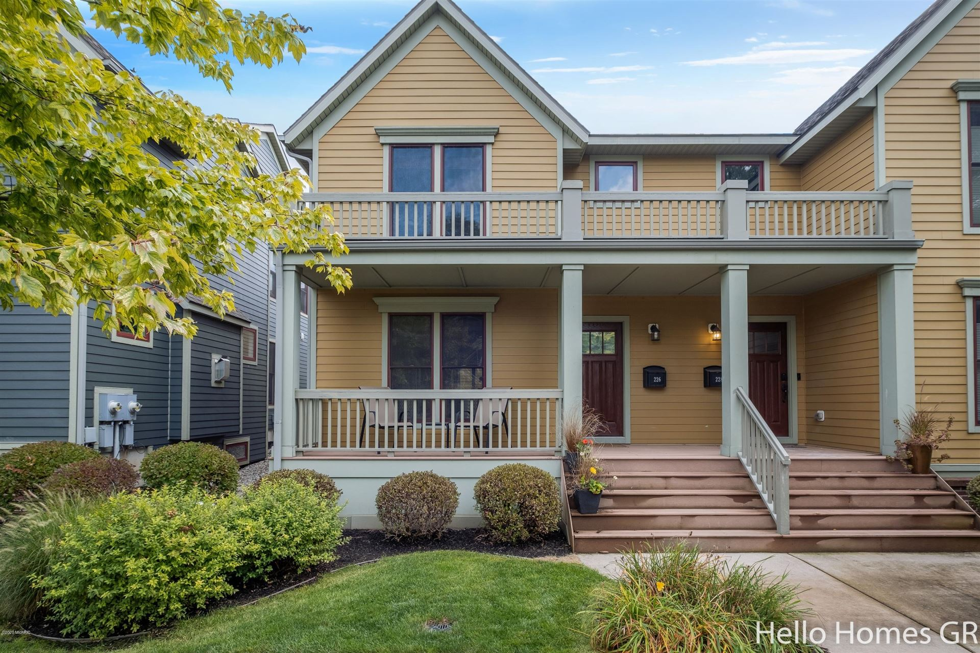 226 Hollister Avenue SE, Grand Rapids, MI 49506 - MLS#: 20041389
