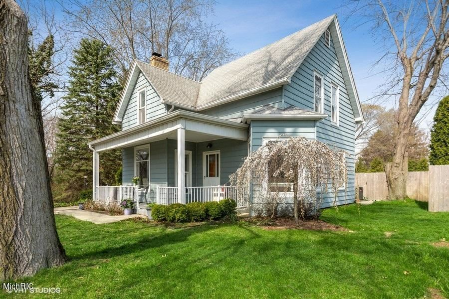 316 W Merchant Street, New Buffalo, MI 49117 - MLS#: 21011392