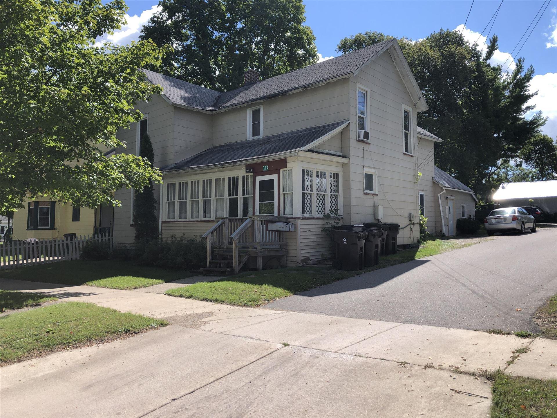 314 E Spruce Street, Big Rapids, MI 49307 - MLS#: 21105394