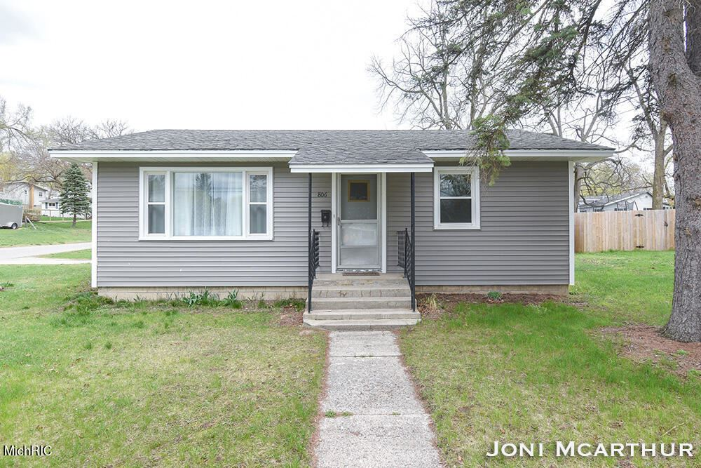 806 James Street, Belding, MI 48809 - MLS#: 21012395