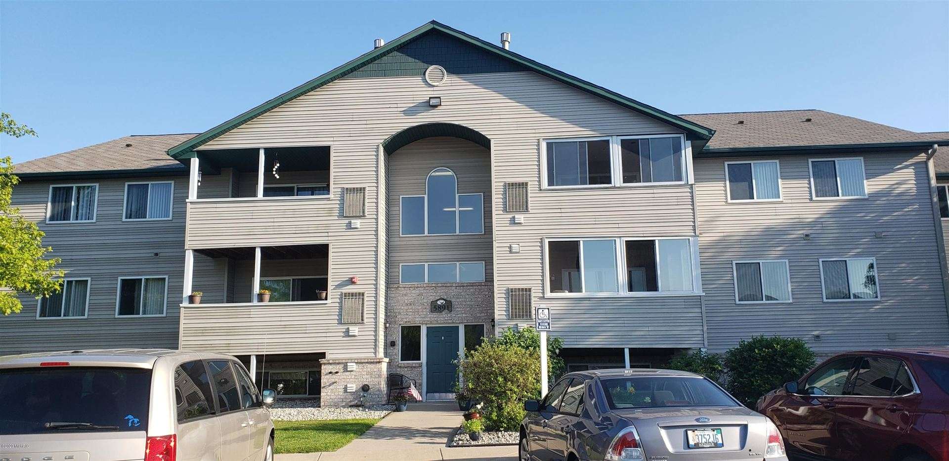 5891 Crosswinds Drive #32, Muskegon, MI 49444 - MLS#: 20025396