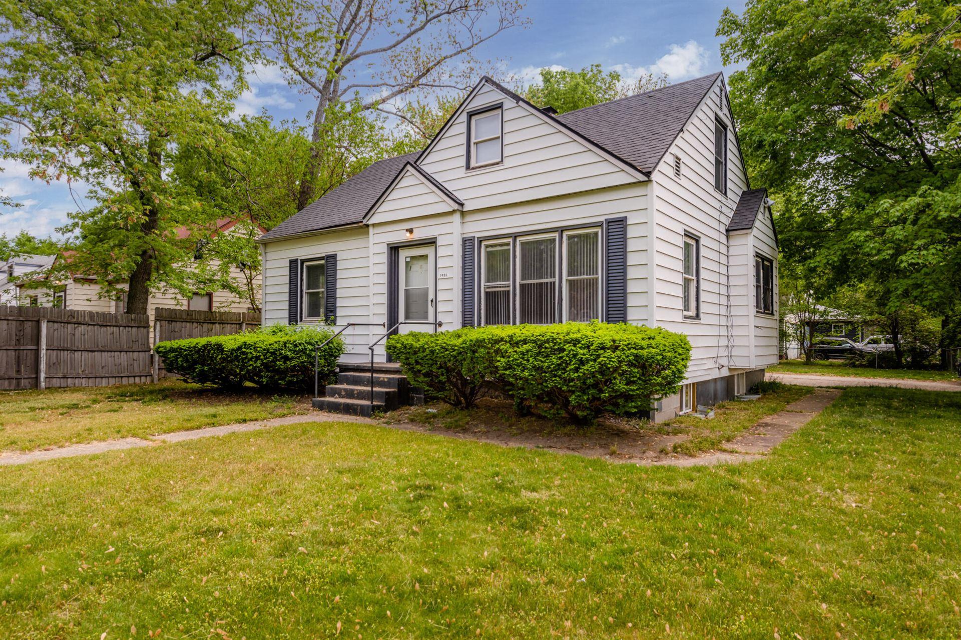 1495 Agard Avenue, Benton Harbor, MI 49022 - MLS#: 21019397