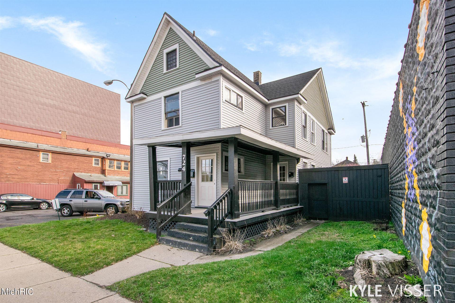724 Michigan Street NE, Grand Rapids, MI 49503 - MLS#: 21011402