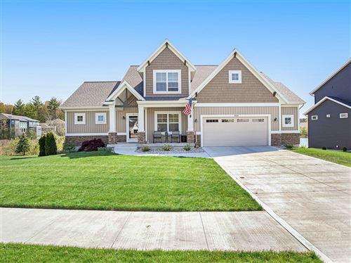 Photo of 14634 Arcadia Woods Drive, Spring Lake, MI 49456 (MLS # 21017404)