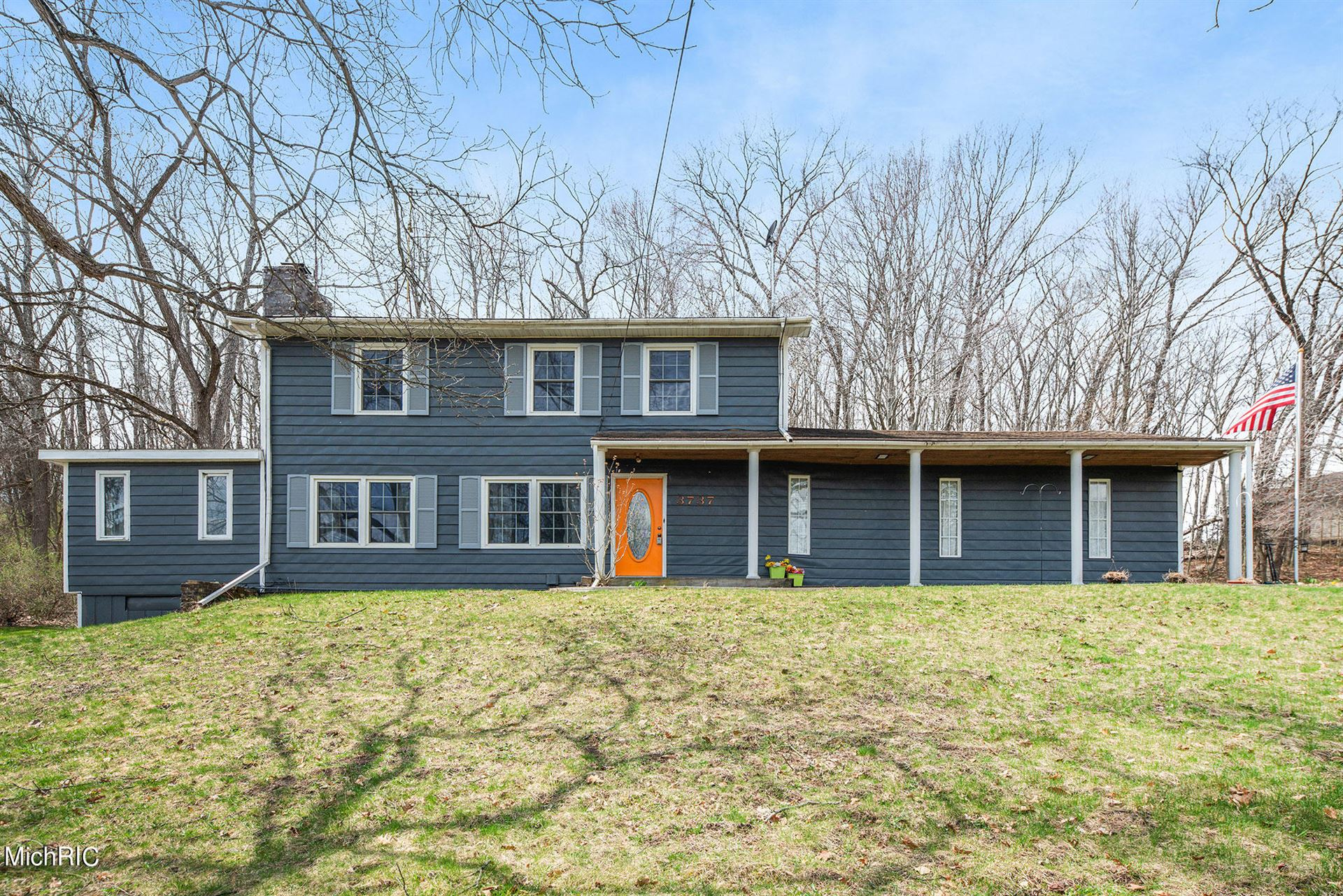 3737 Grand River Drive NE, Grand Rapids, MI 49525 - MLS#: 21011405