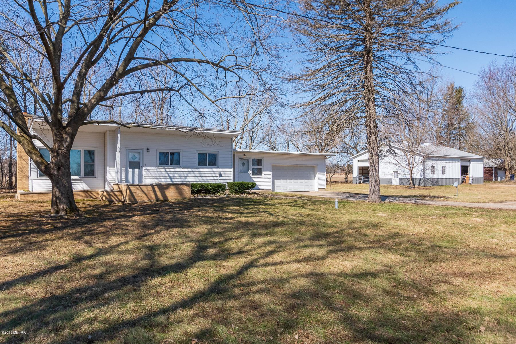 15892 Kellogg School Road, Hickory Corners, MI 49060 - MLS#: 21022405