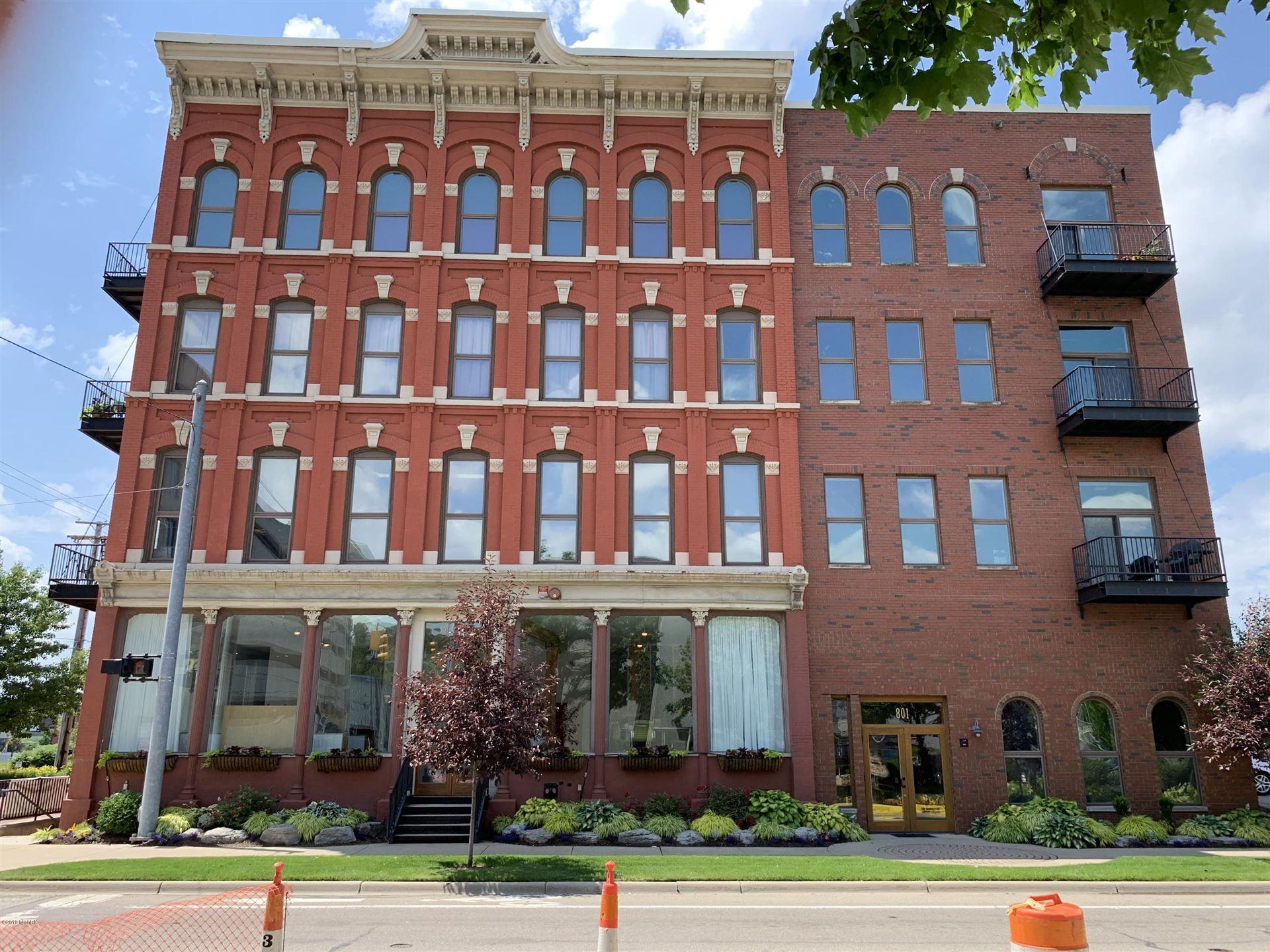 801 Monroe Avenue NW #202, Grand Rapids, MI 49503 - MLS#: 20027410
