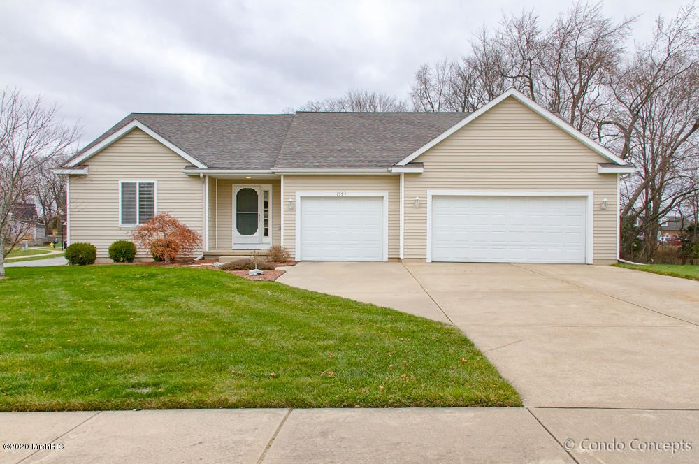 1557 Maplehollow Street SE, Kentwood, MI 49508 - #: 20049410