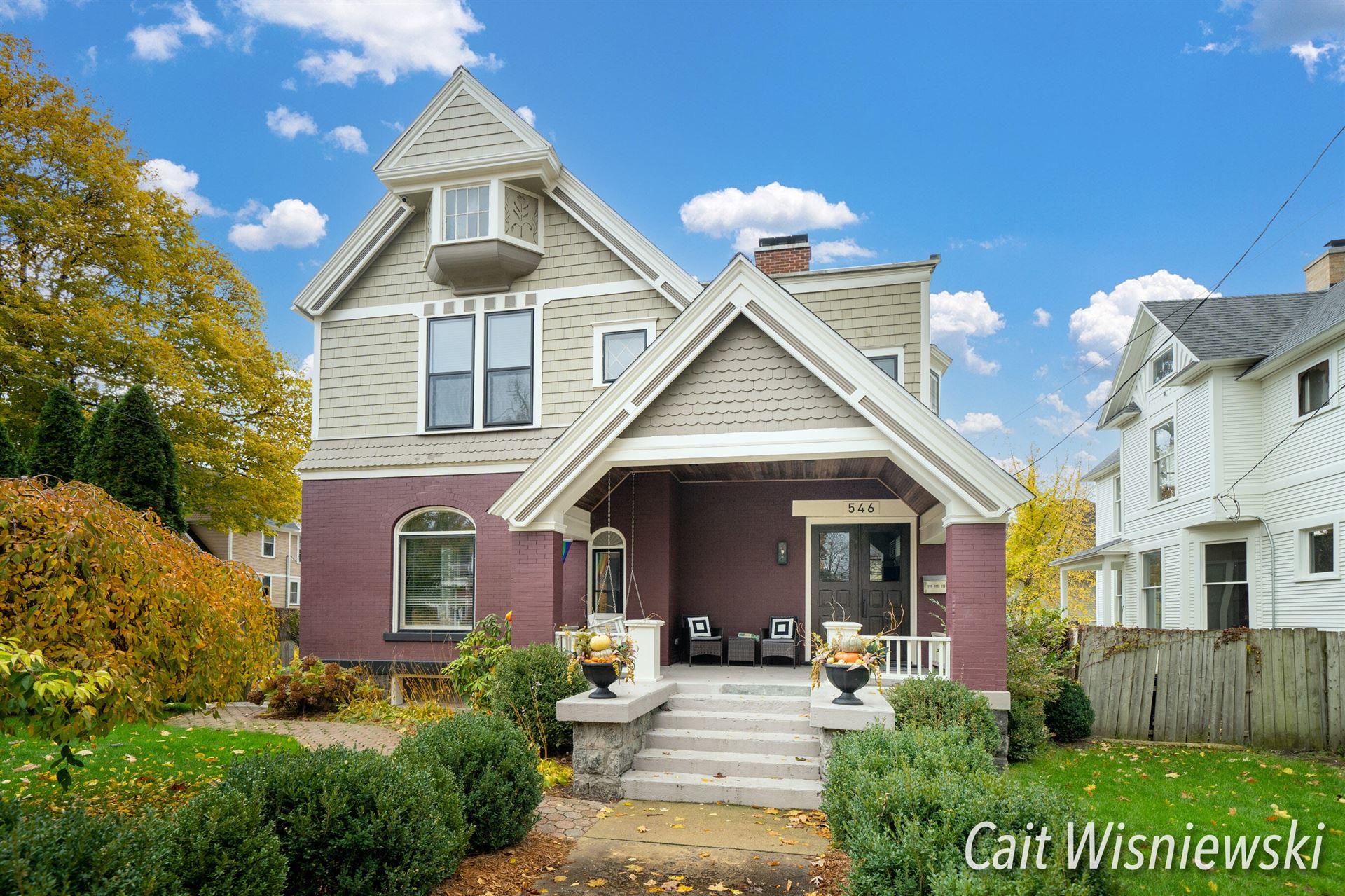 546 Wealthy Street SE, Grand Rapids, MI 49503 - MLS#: 21110410